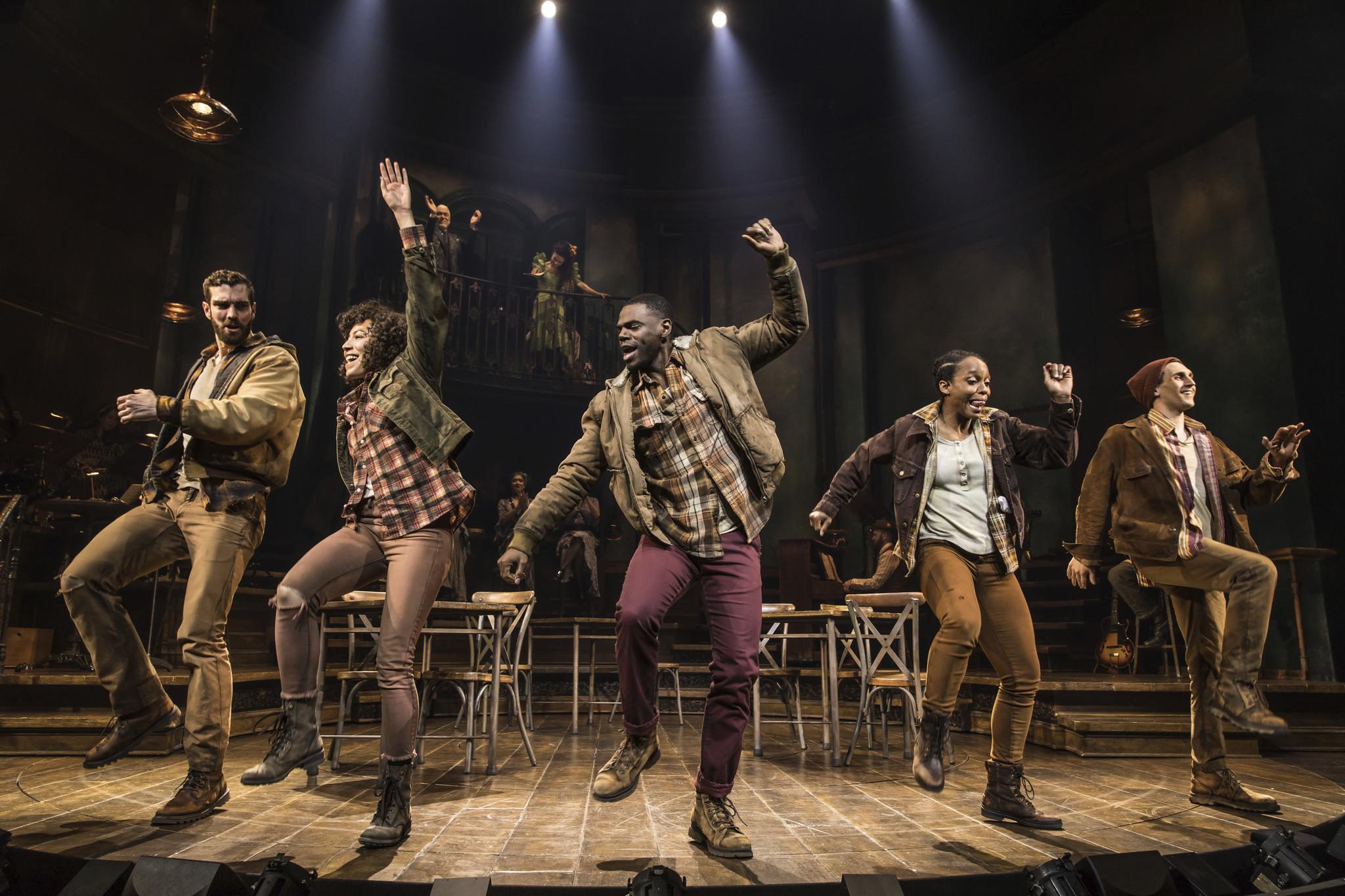 'Hadestown' pulls in Grammy for Best Musical Theater Album