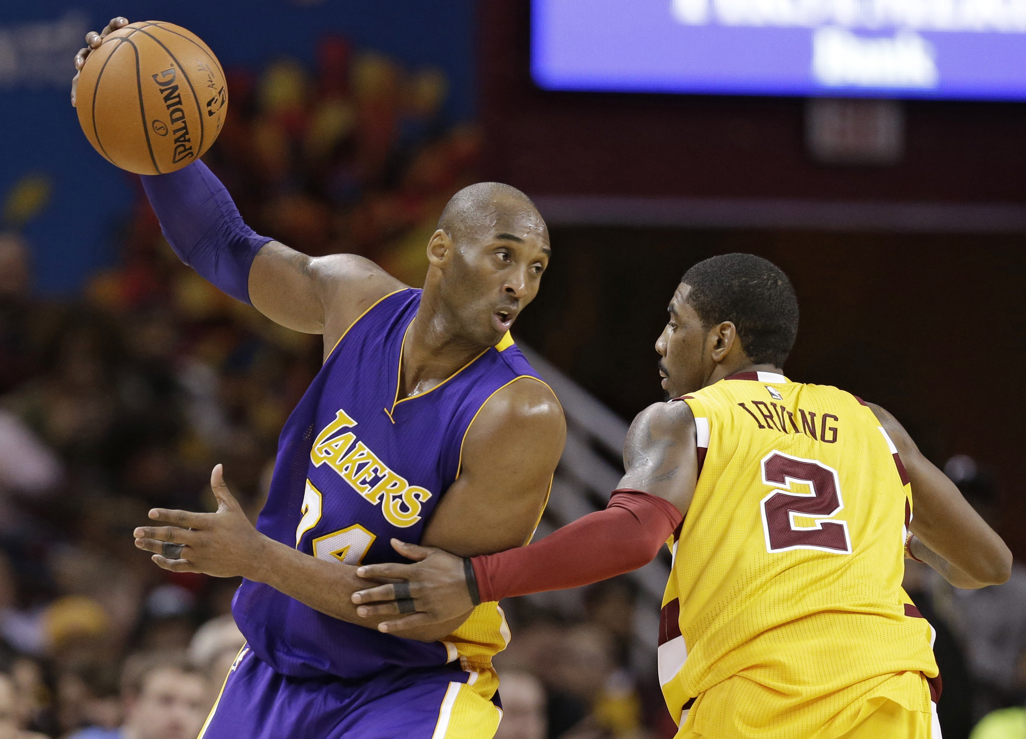 Kobe Bryant and Kyrie Irving's relationship went deeper than basketball