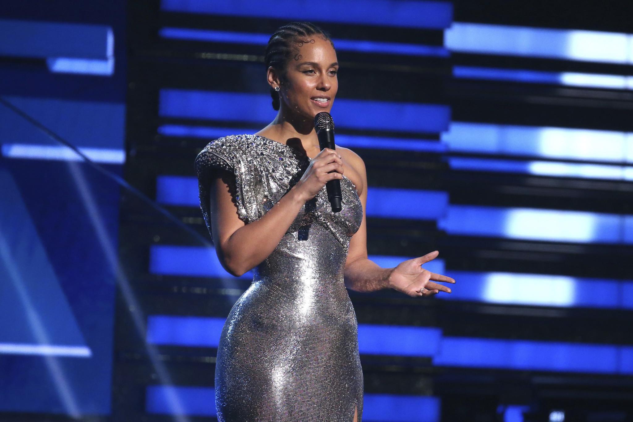 Grammys go on, but Kobe Bryant's legacy haunts ceremony — 'the house that Kobe built'