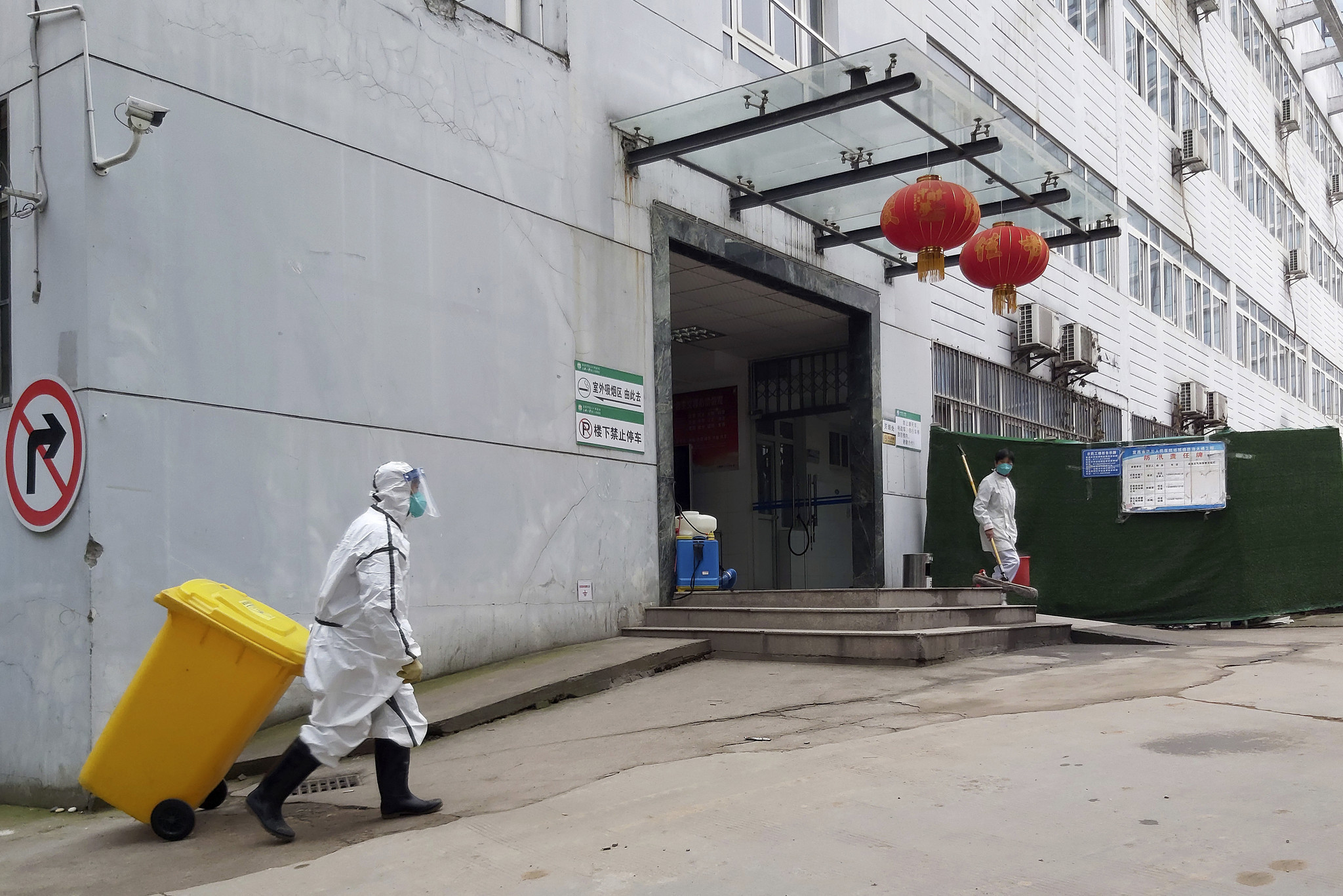 China confirms youngest coronavirus patient yet