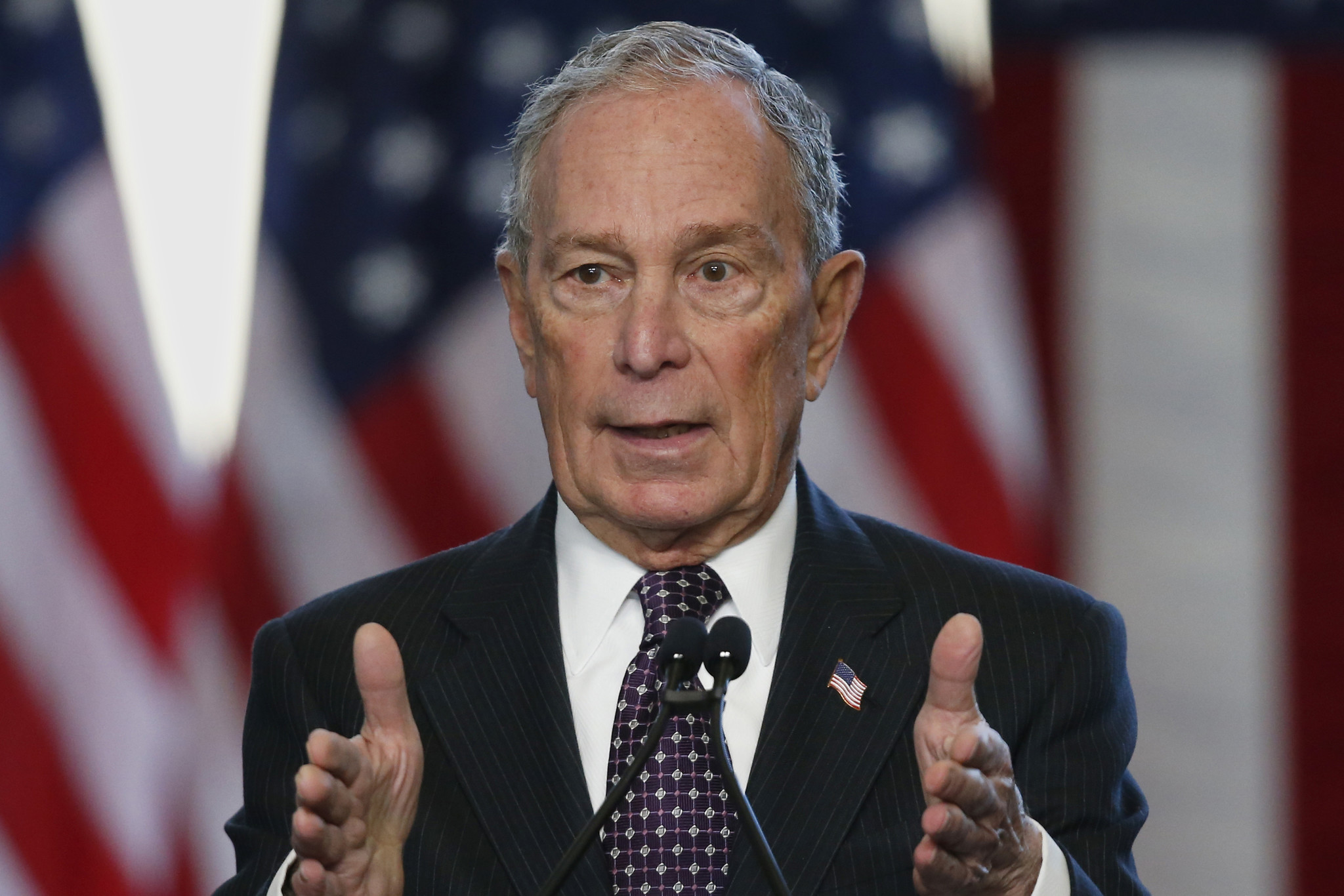 Michael Bloomberg sends campaign letter to 2.5 million voters in Super Tuesday primary states