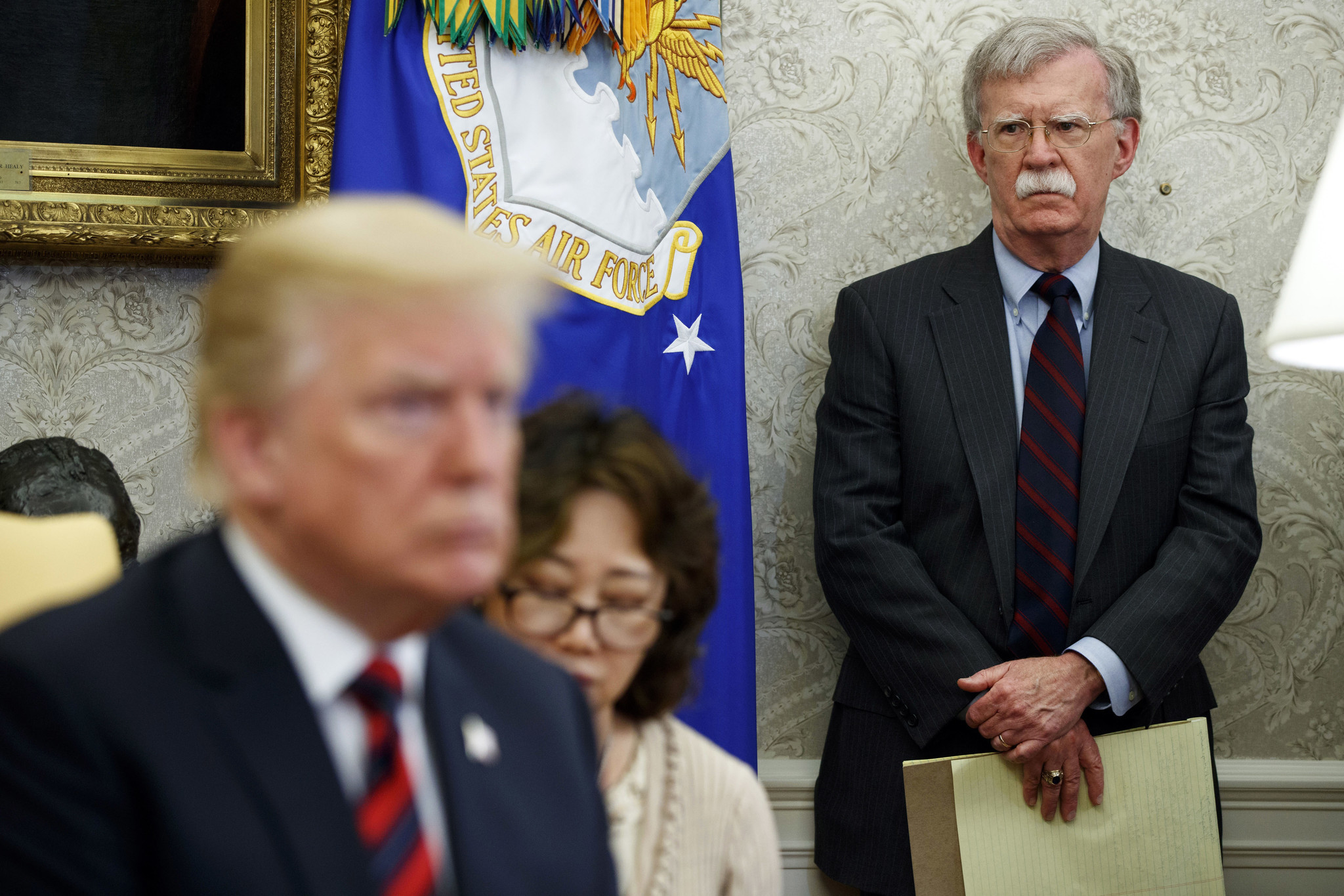 The Book of Bolton: Trump's former national security adviser's memoir makes him an essential witness in the impeachment trial