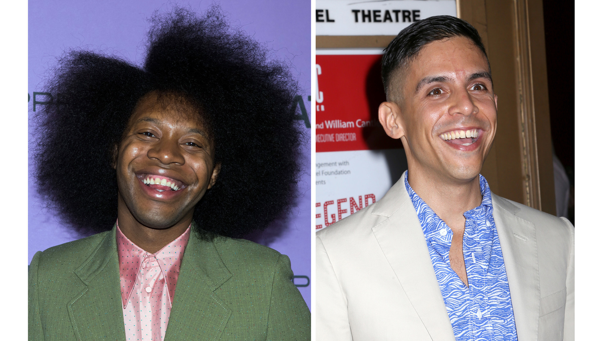 Playwrights Jeremy O. Harris and Matthew Lopez to join Naomi Campbell, Kris...