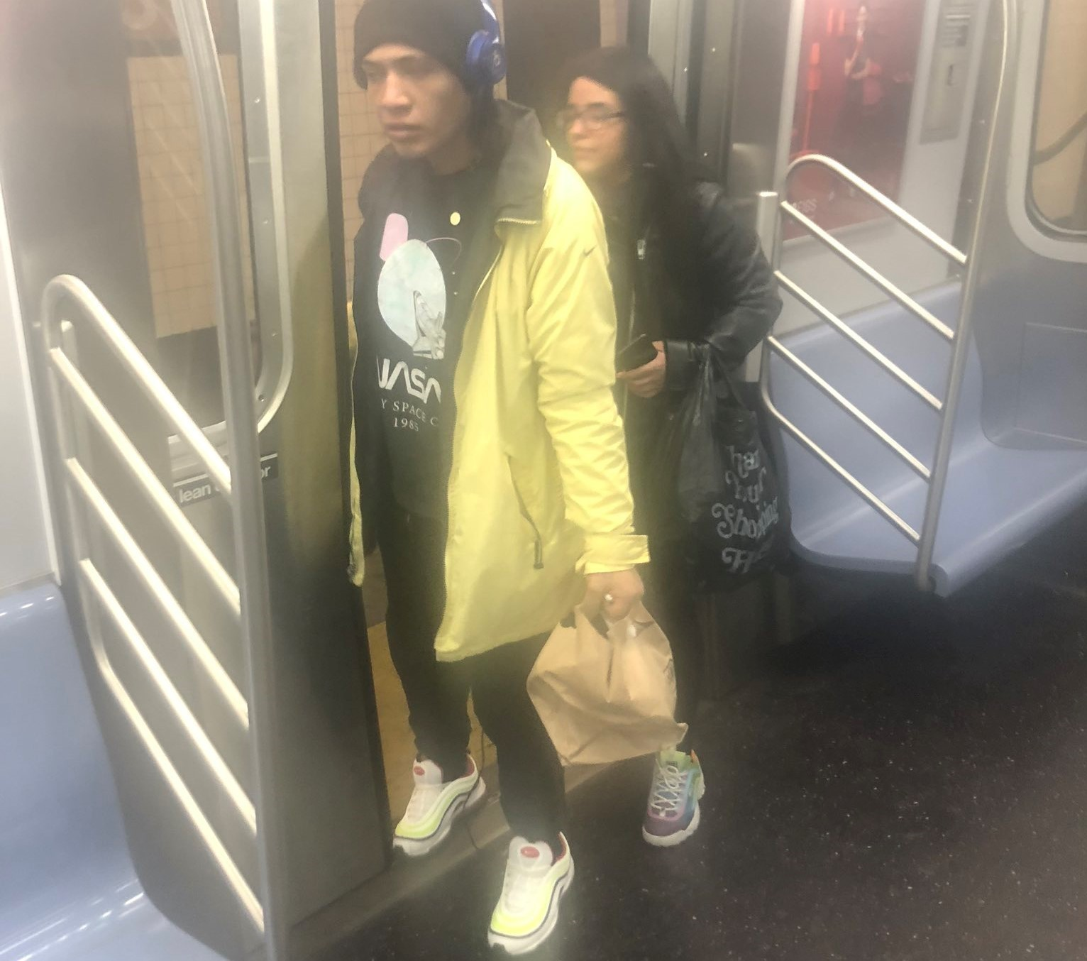 Bust in NYC subway hate attack against transgender woman