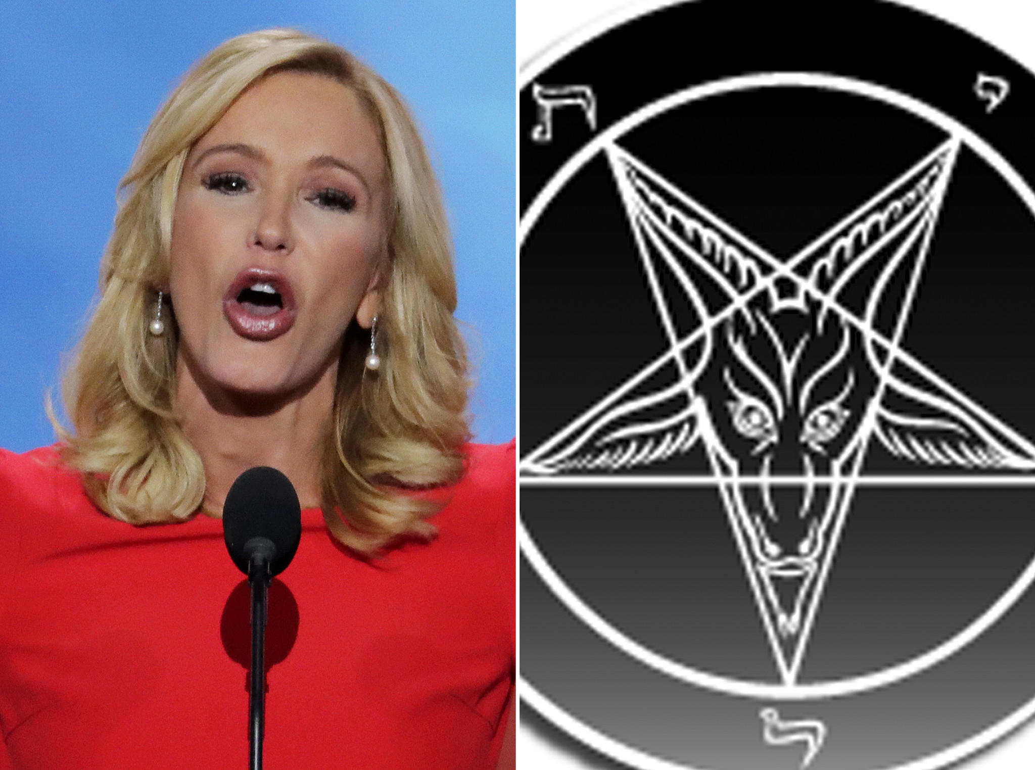 Church of Satan finds Trumps spiritual adviser a bit kooky, but is willing to work with her