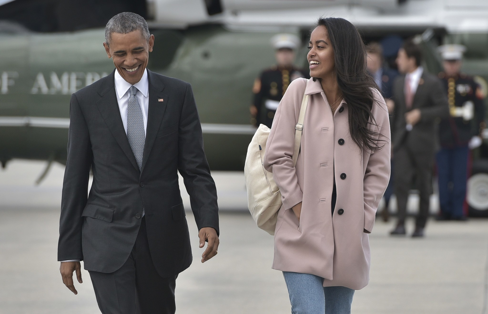 Who's the comedian who told Malia Obama to 'Please shut the f--- up' during standup routine?