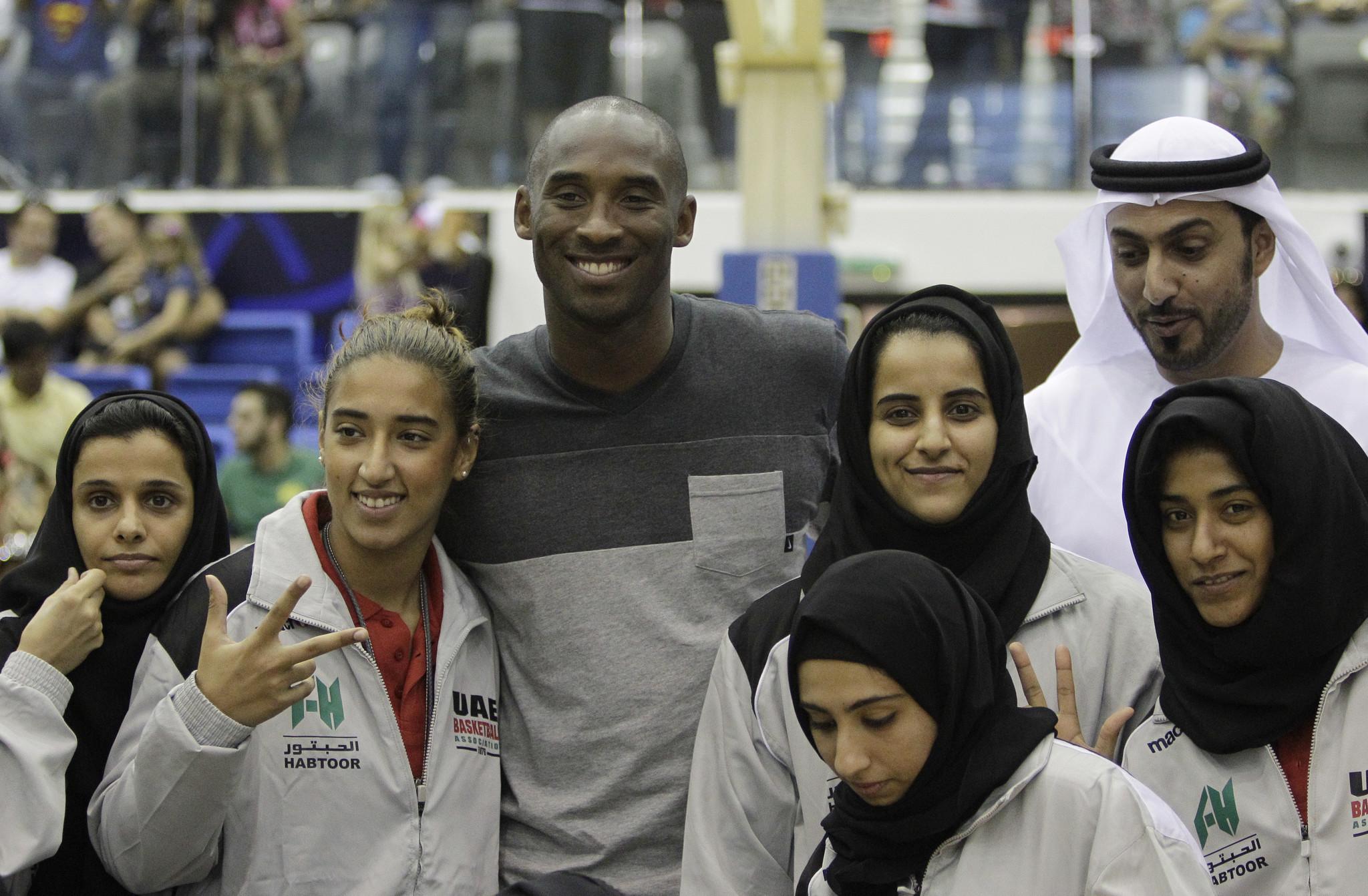 Dear Kobe: A women's basketball player shares her appreciation