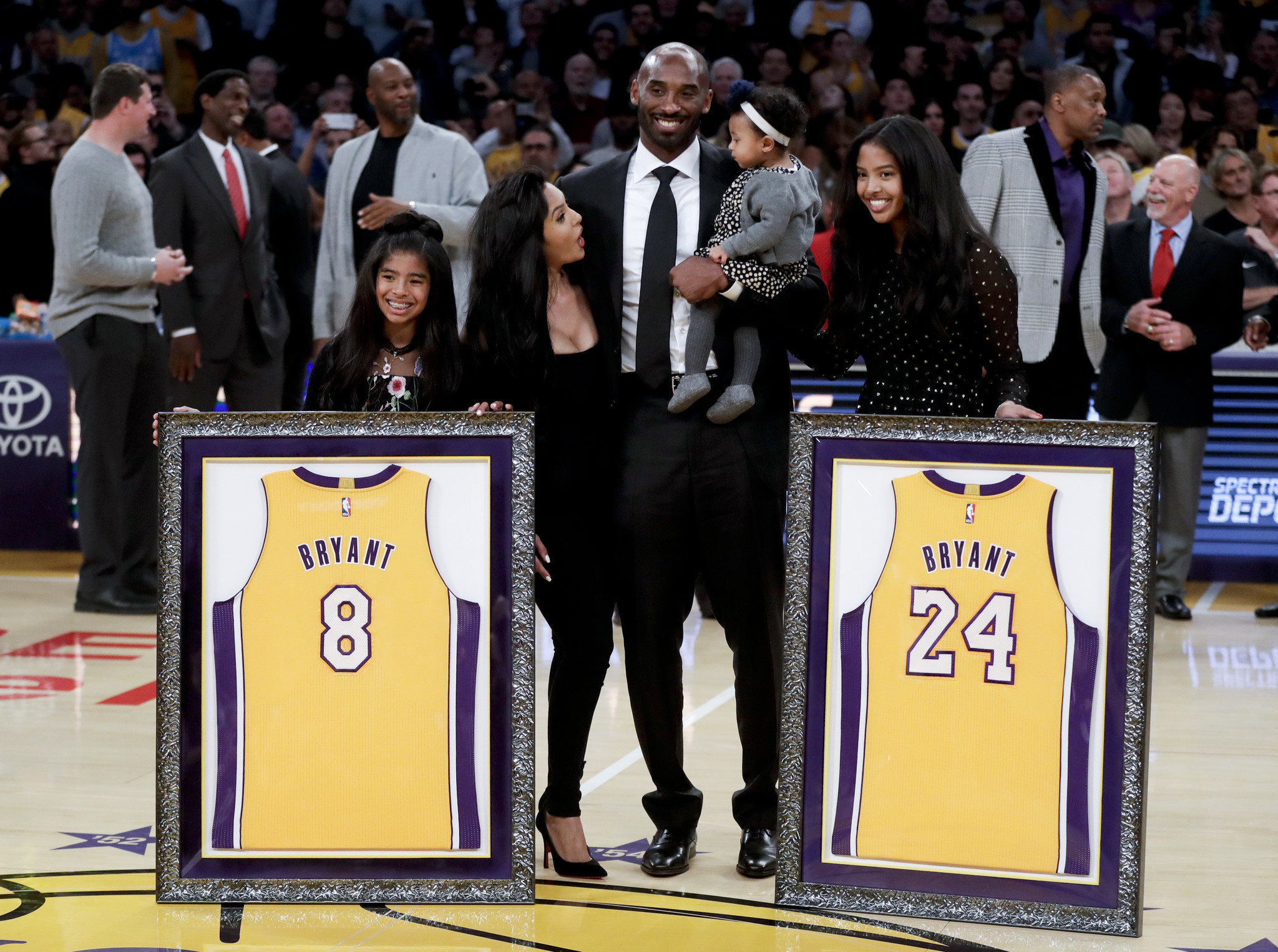 Kobe Bryant started riding in helicopters for heartbreaking reason