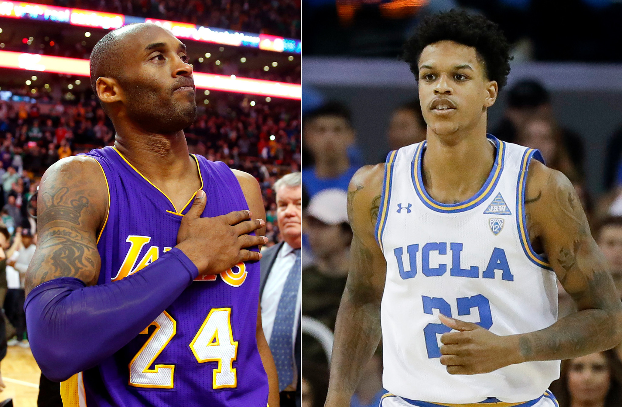Shareef O'Neal, Shaq's baller son, posts heartbreaking final exchange with NBA legend Kobe Bryant