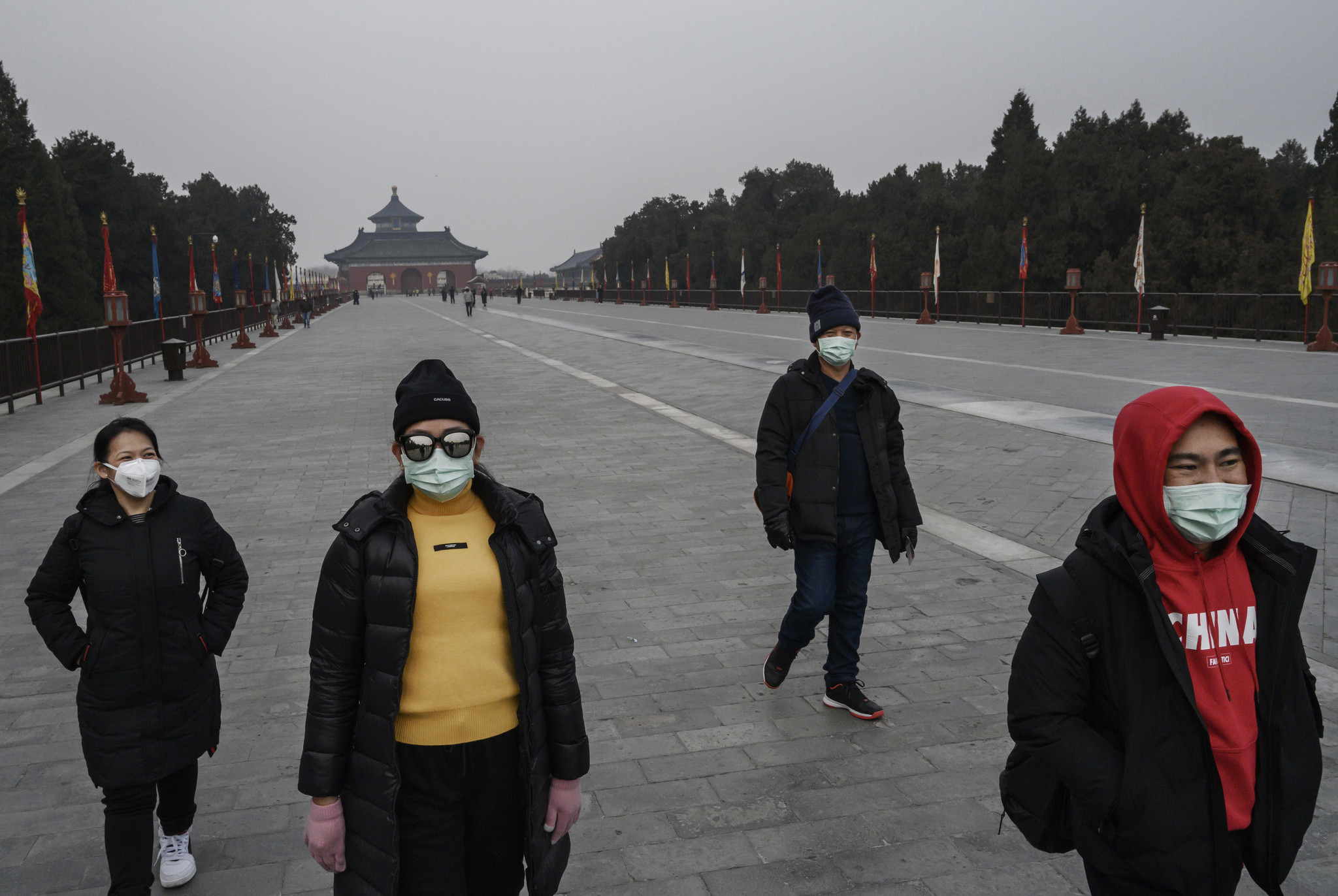 Some American citizens in Wuhan to escape coronavirus on flight, others will stick it out in city