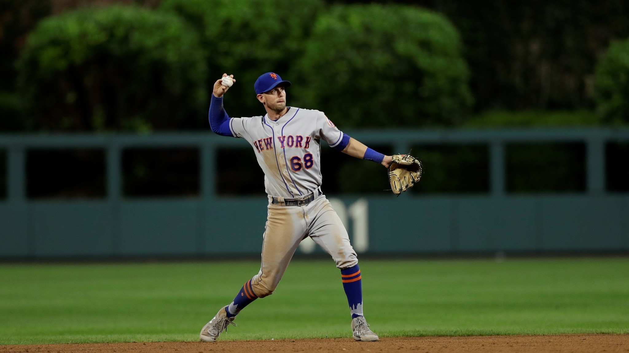 Jeff McNeil expected to make third base his permanent home in 2020