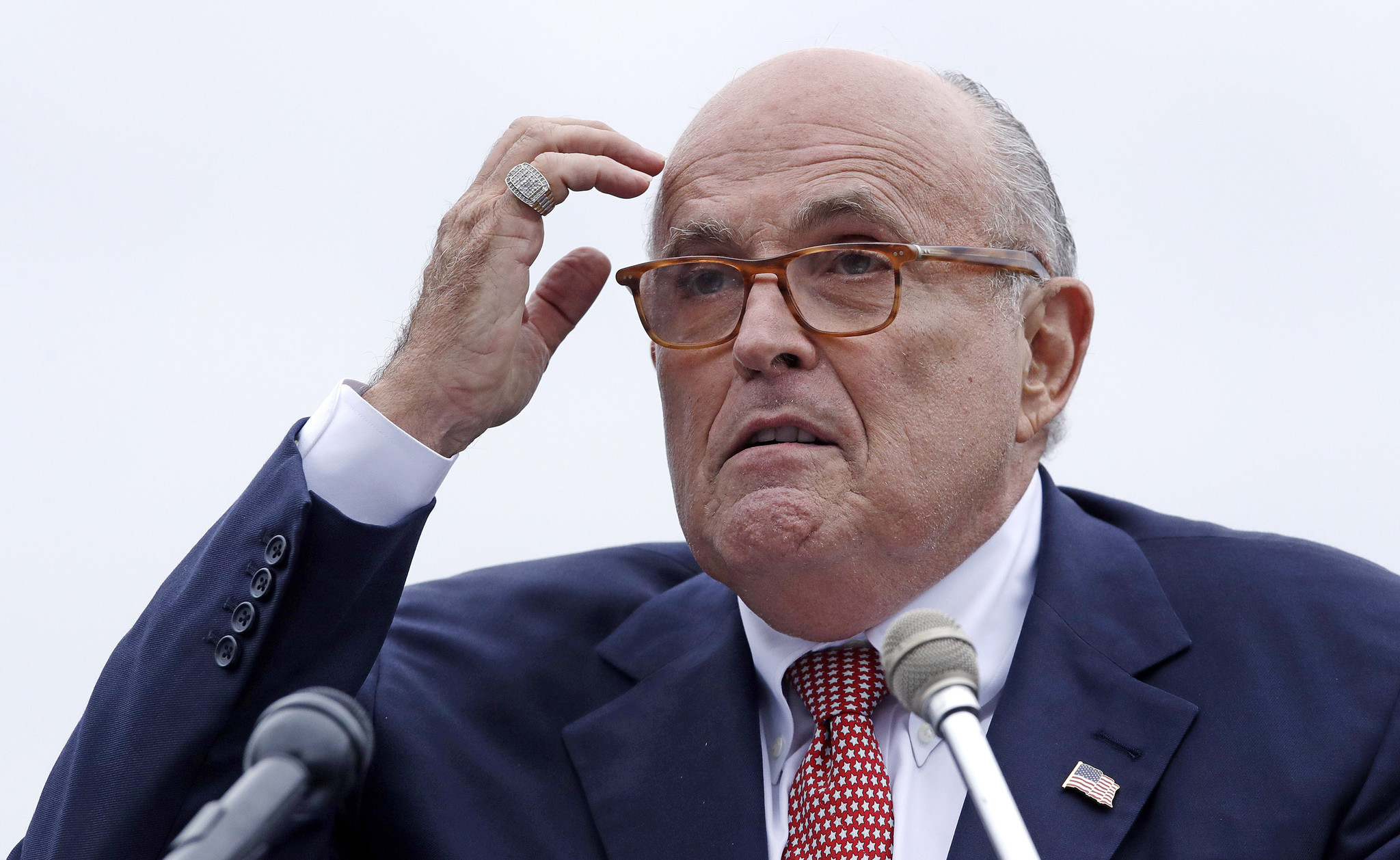 Giuliani furious Democrats want testimony from Bolton but not him: 'They are afraid of my physical presence'