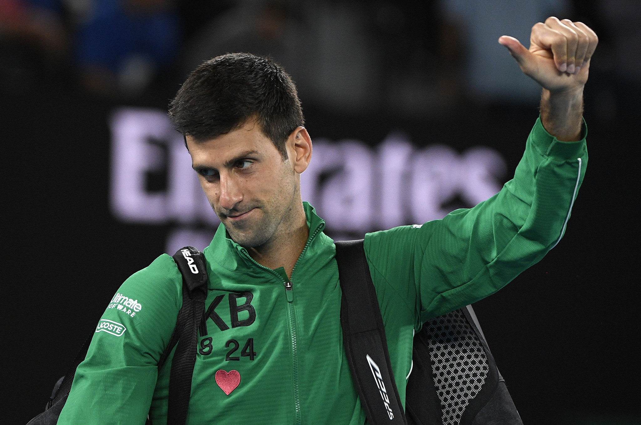 Kobe Bryant's star power was global: Novak Djokovic the latest to get emotional talking about his relationship with NBA legend