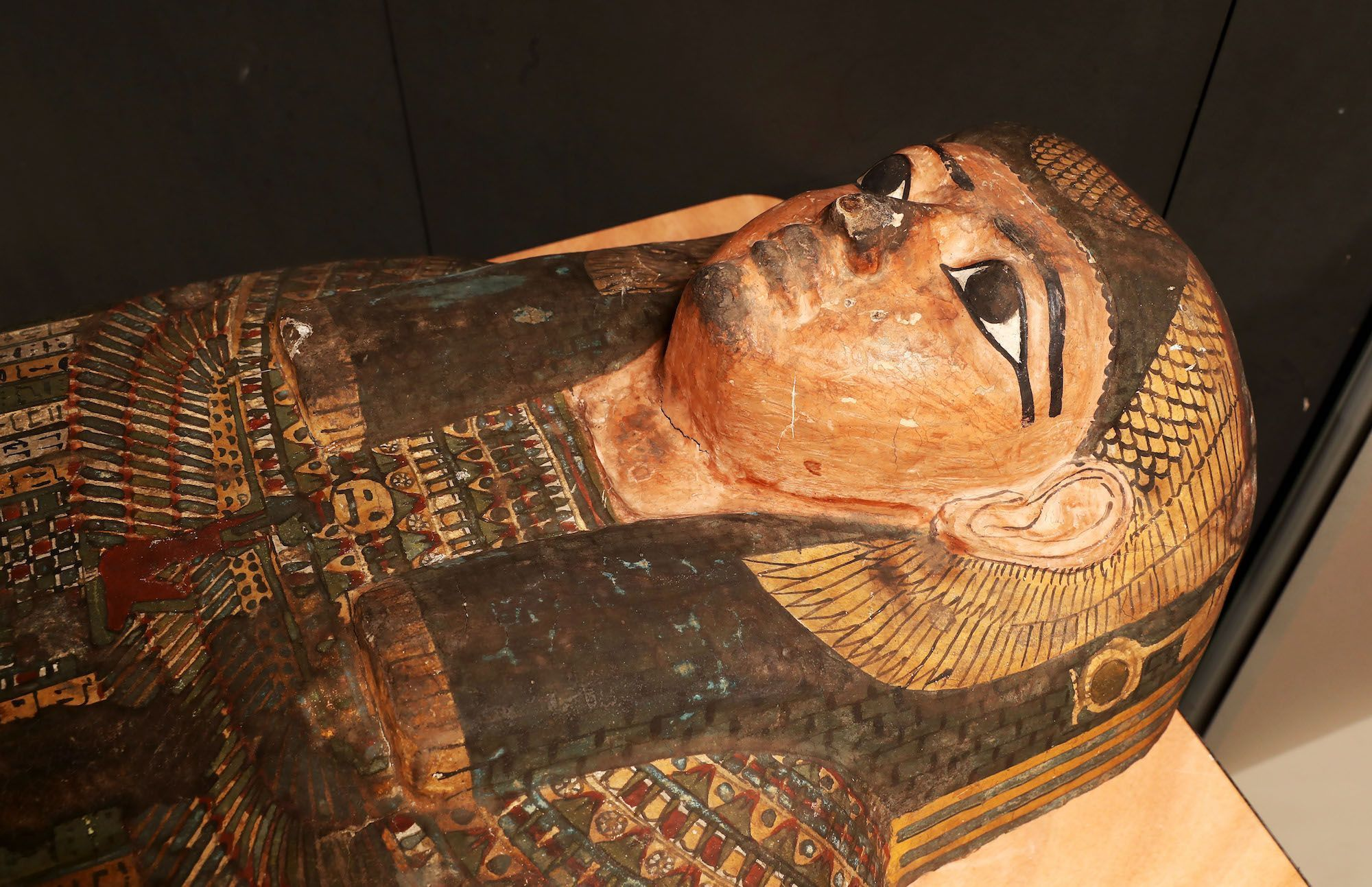 Egyptian mummy that's 2,600 years old believed to have been stabbed in back, study claims