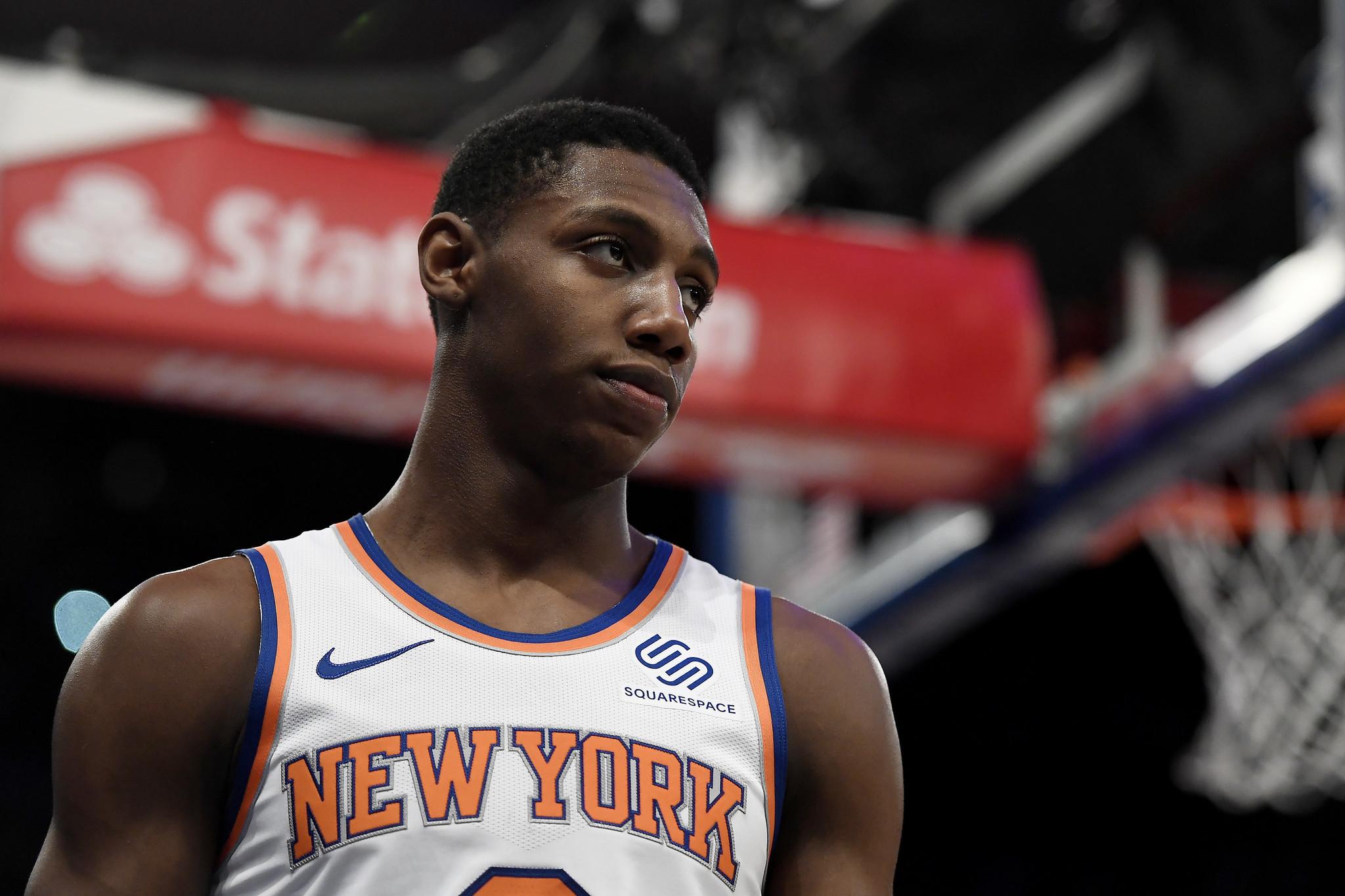 RJ Barrett drops 'Maple Mamba' nickname out of respect for Kobe Bryant