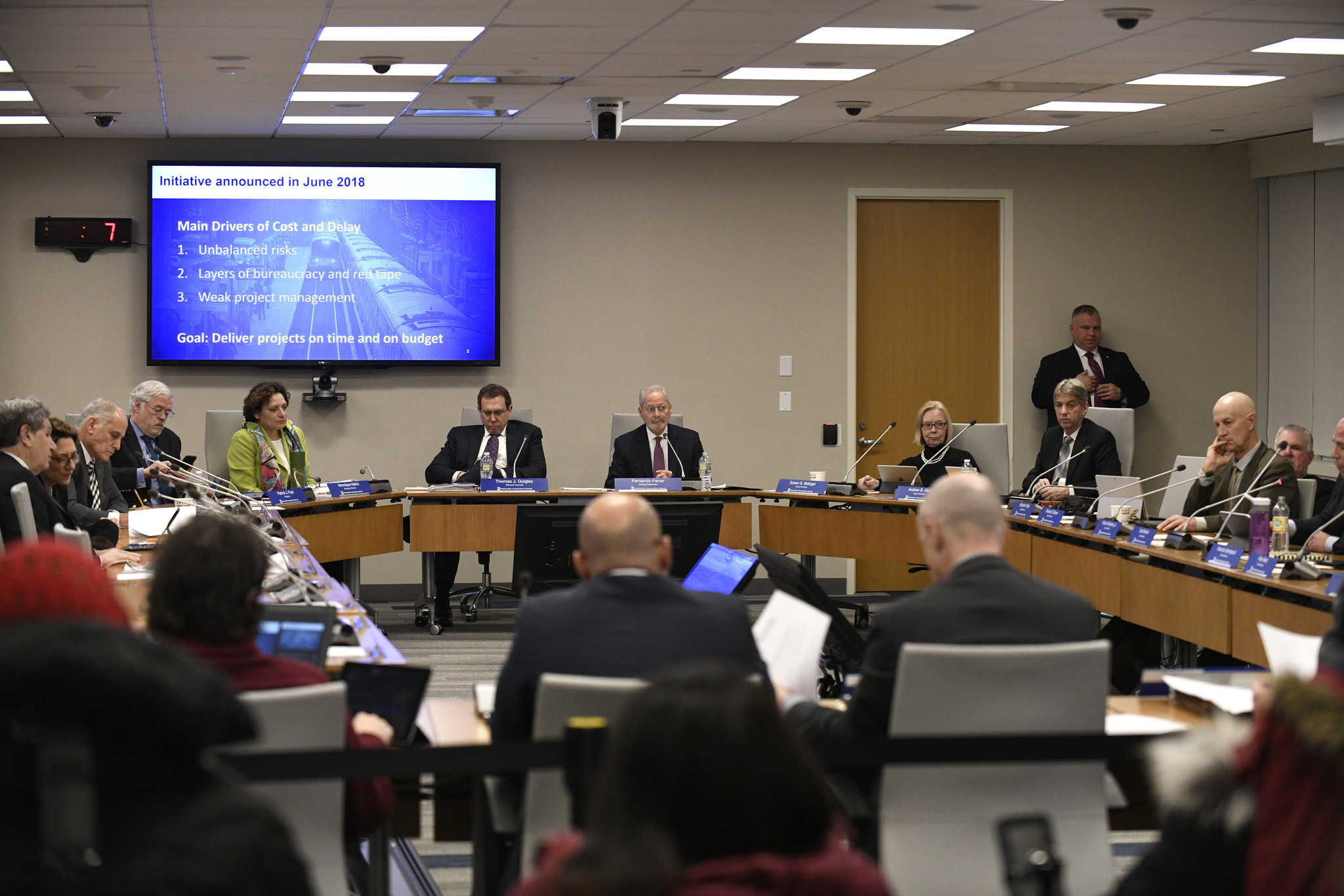 Lawmakers want to shake up MTA board by granting appointments to borough presidents