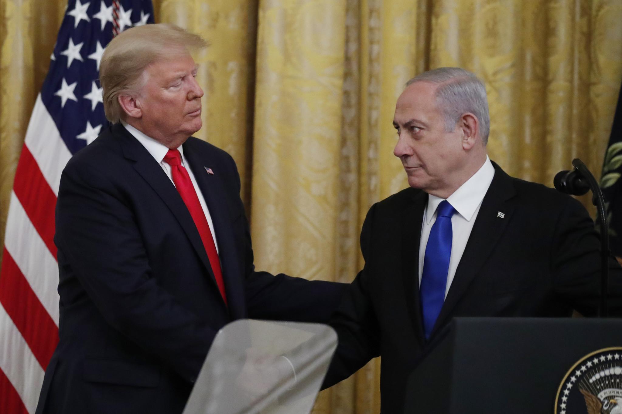 Piece by peace: Trump tries again on an Israeli-Palestinian deal
