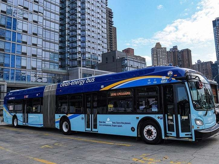 MTA deploying electric buses on route from Harlem to LaGuardia Airport