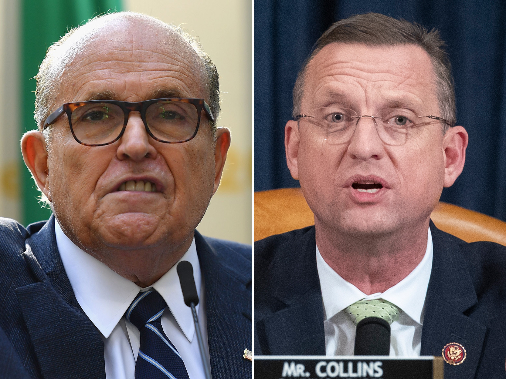 Rudy Giuliani backs Rep. Doug Collins in looming GOP Senate brawl in Georgia