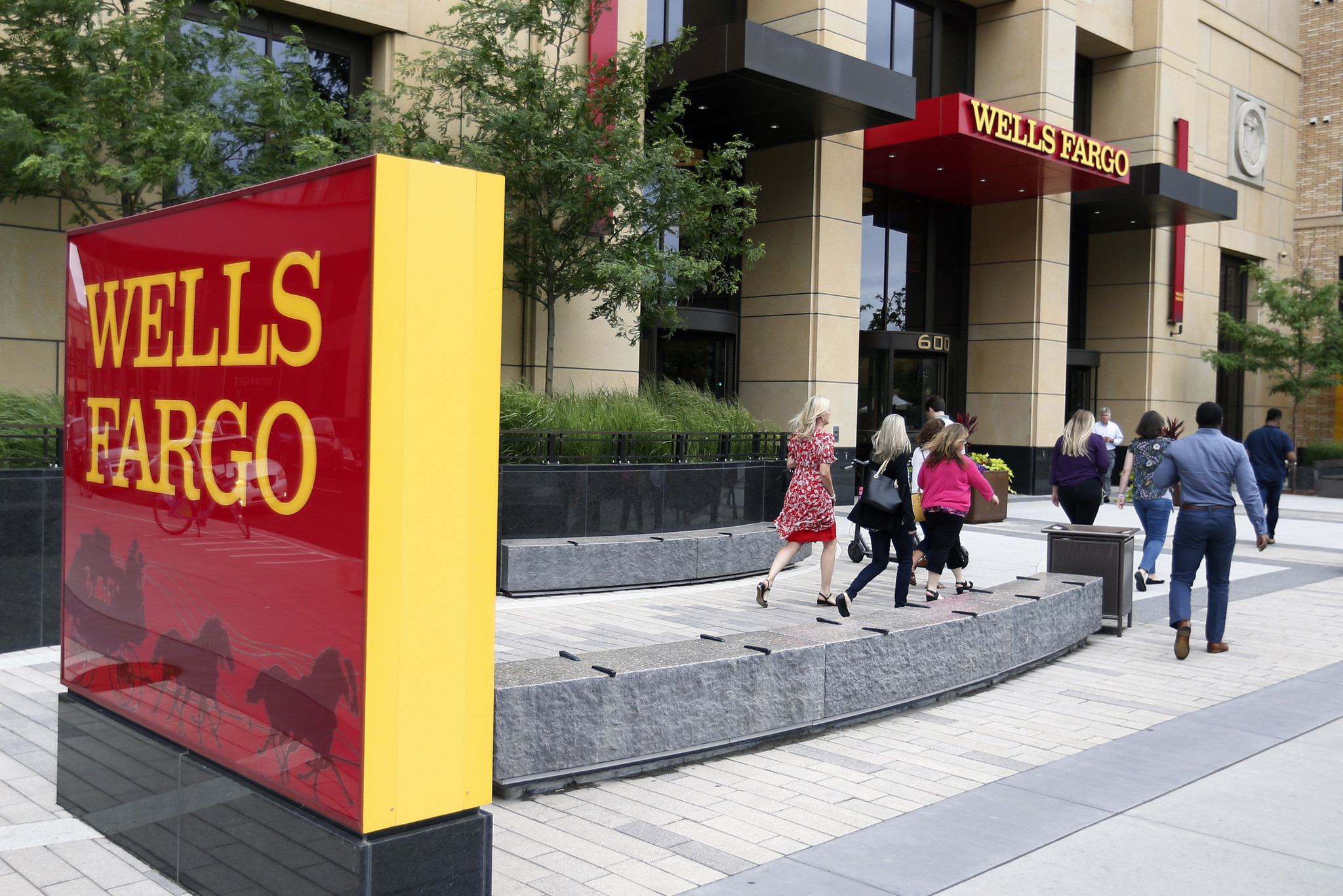 Wells Fargo joins growing list of businesses ending contributions to Florida's school voucher program over anti-LGBTQ policies