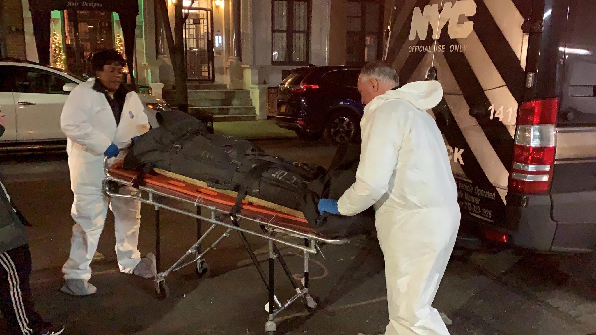 Grifter arrested in murder of antiques dealer in Upper East Side home