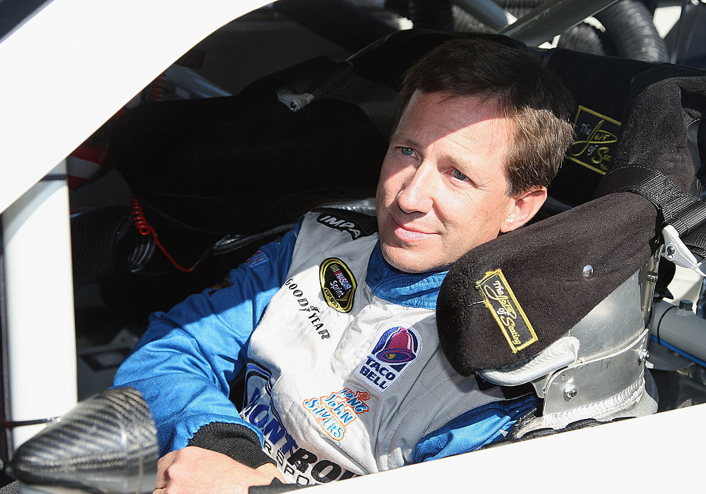 NASCAR driver John Andretti dies of cancer at age 56