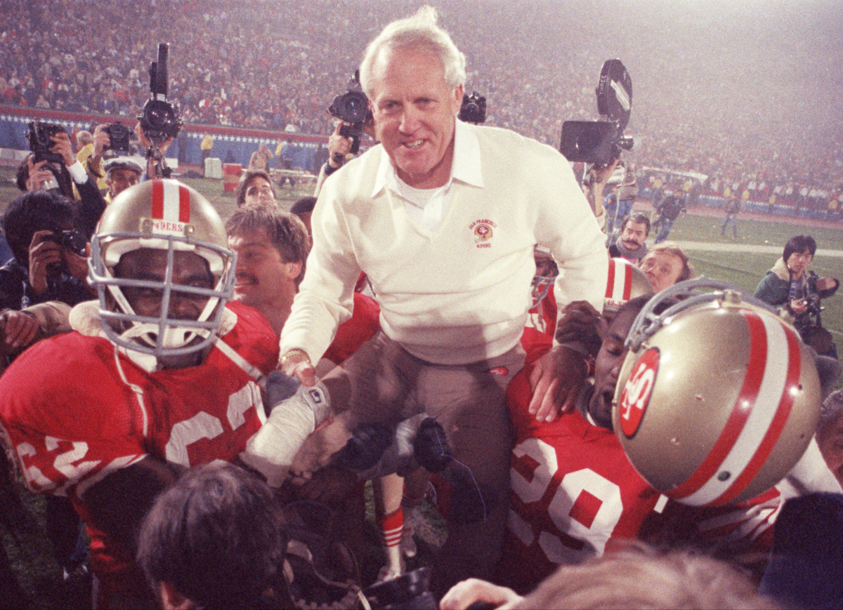 Bill Walsh's fingerprints are all over both Super Bowl LIV teams