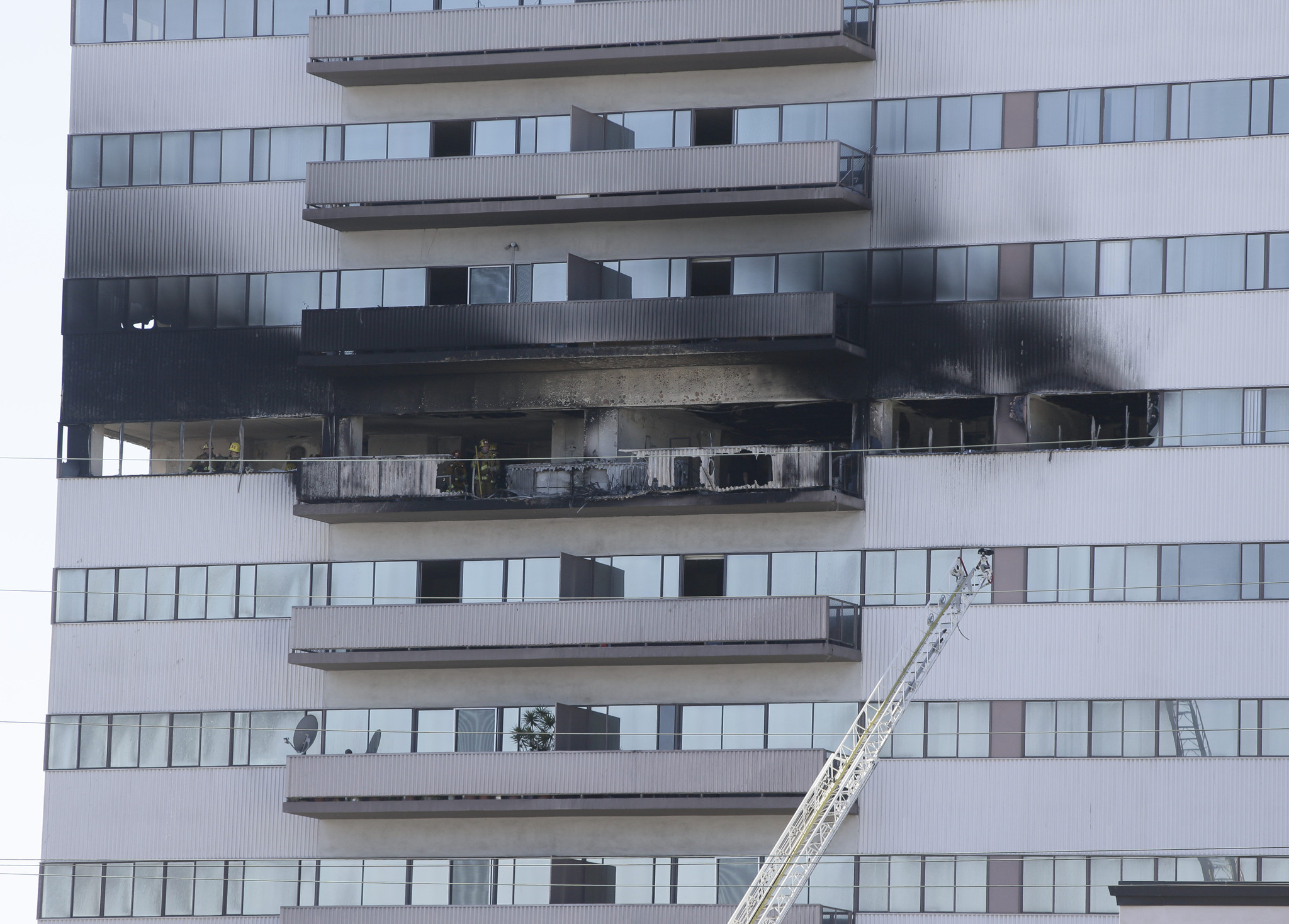 French foreign exchange student dies after Los Angeles apartment fire