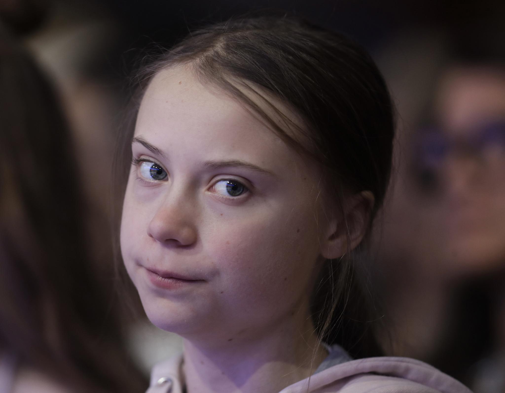 Climate activist Greta Thunberg, 17, nominated for Nobel Peace Prize
