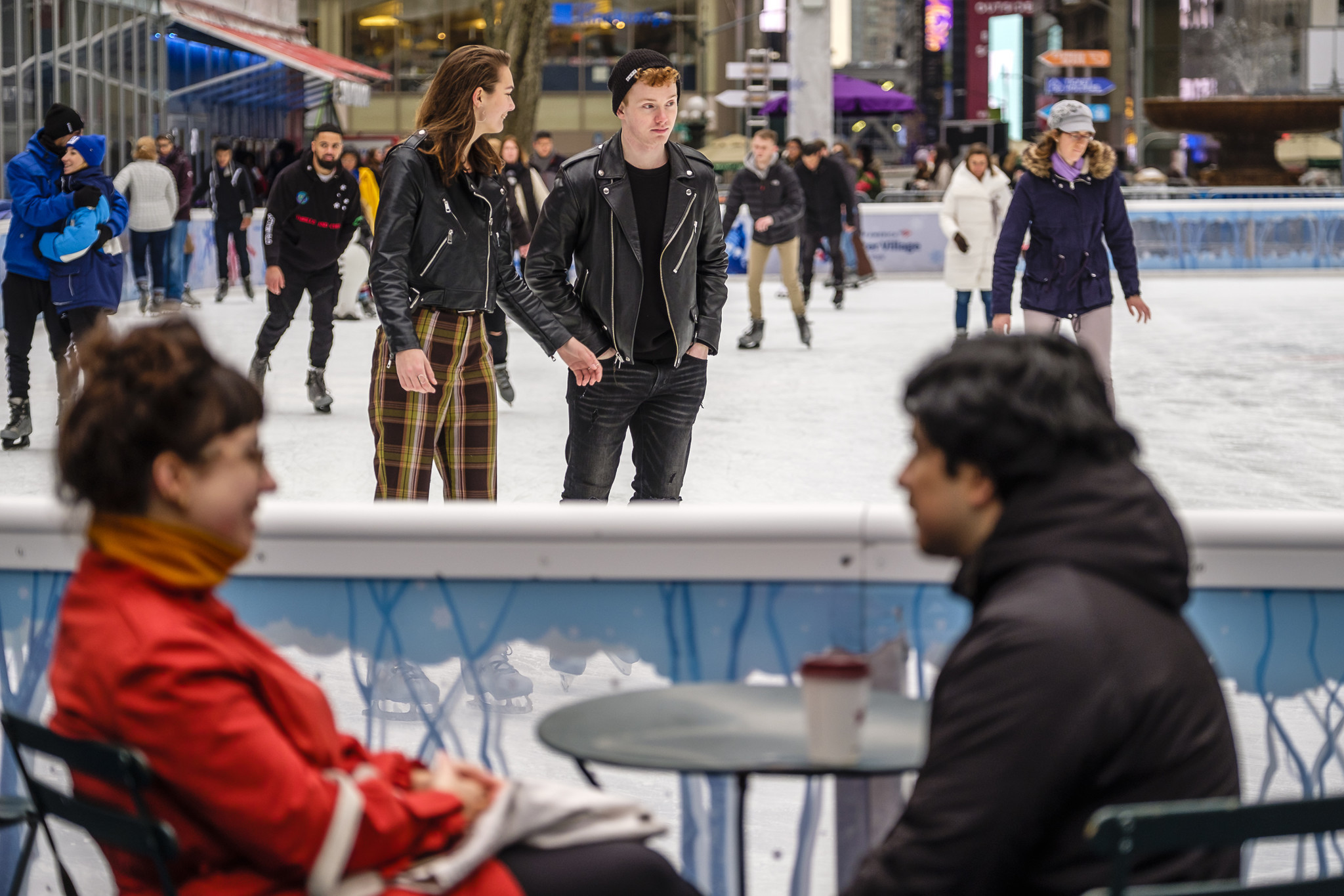 NYC councilman gives the cold shoulder to ice skating rink at Bryant Park pricing, demands investigation into 'deceptive advertising'
