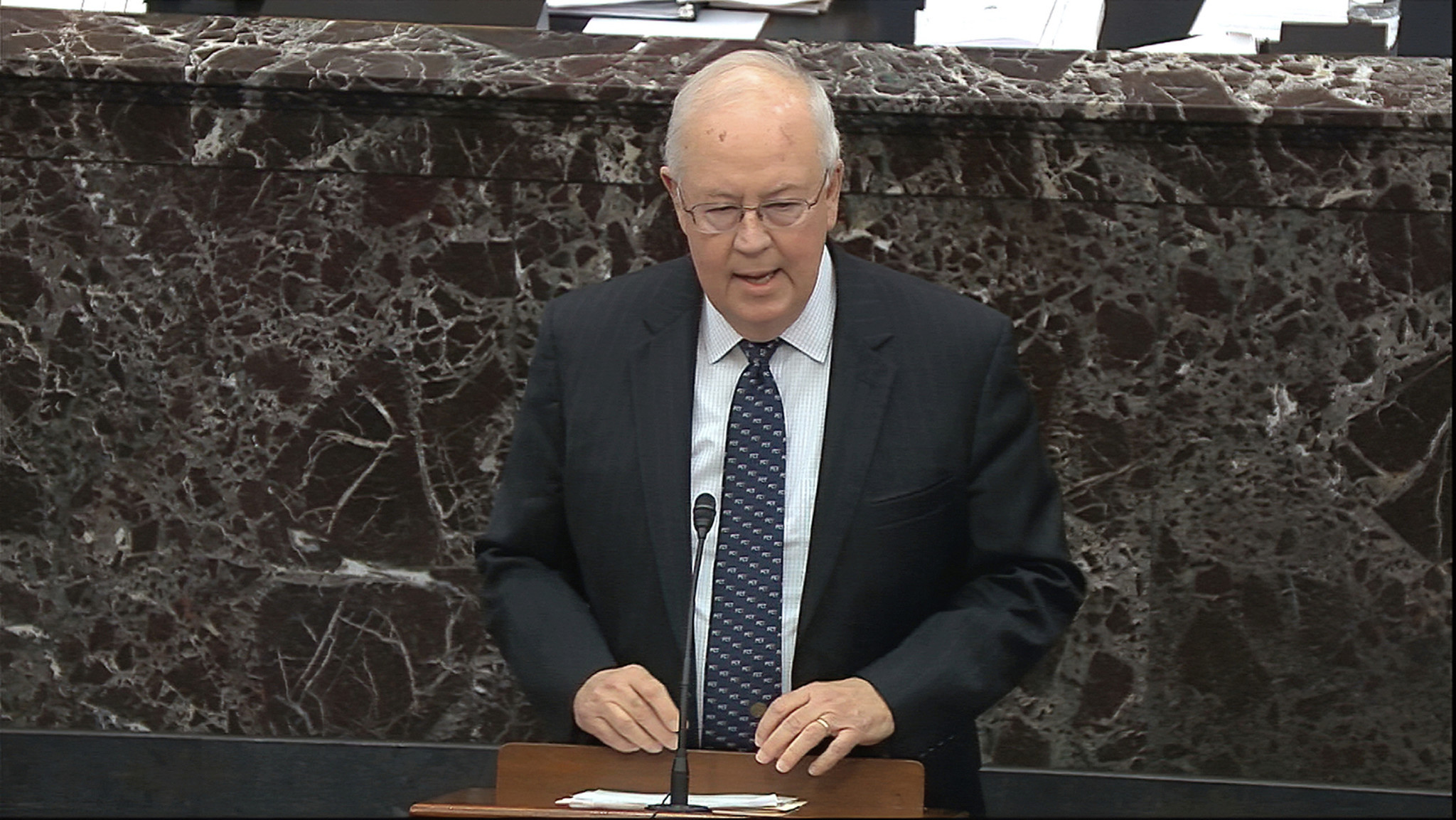 No, he didn't: Hypocrite Kenneth Starr invokes Martin Luther King in defense of President Trump