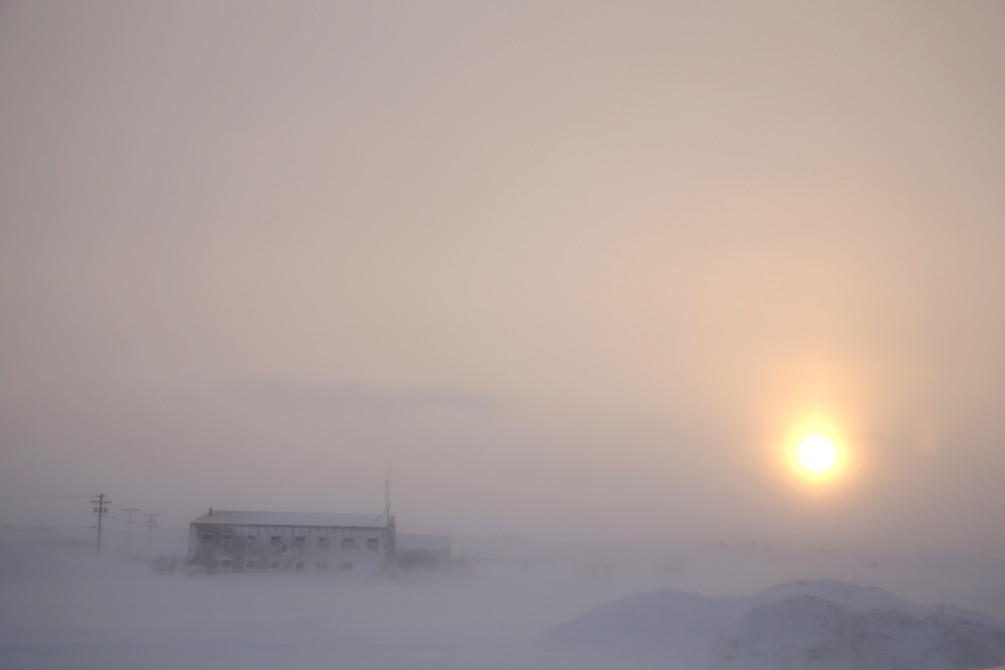 Four children rescued after going missing during Alaska blizzard