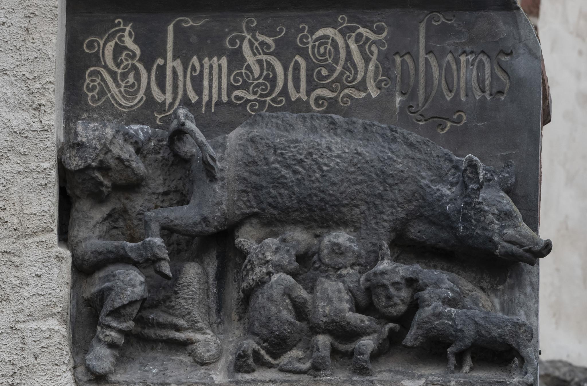 German appeals court rules church can keep anti-Semitic 'Jew pig' statue