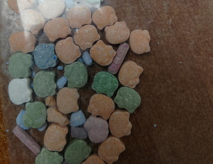 Tennessee cops find candy containing ecstasy and fentanyl
