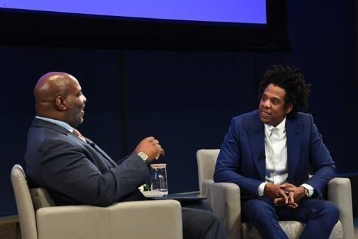 Jay-Z kicks off new Columbia University lecture series about African American life and culture