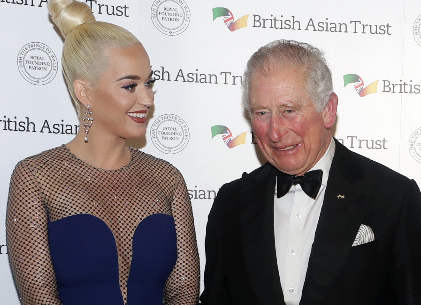 Katy Perry named as ambassador for Prince Charles' South Asia charity