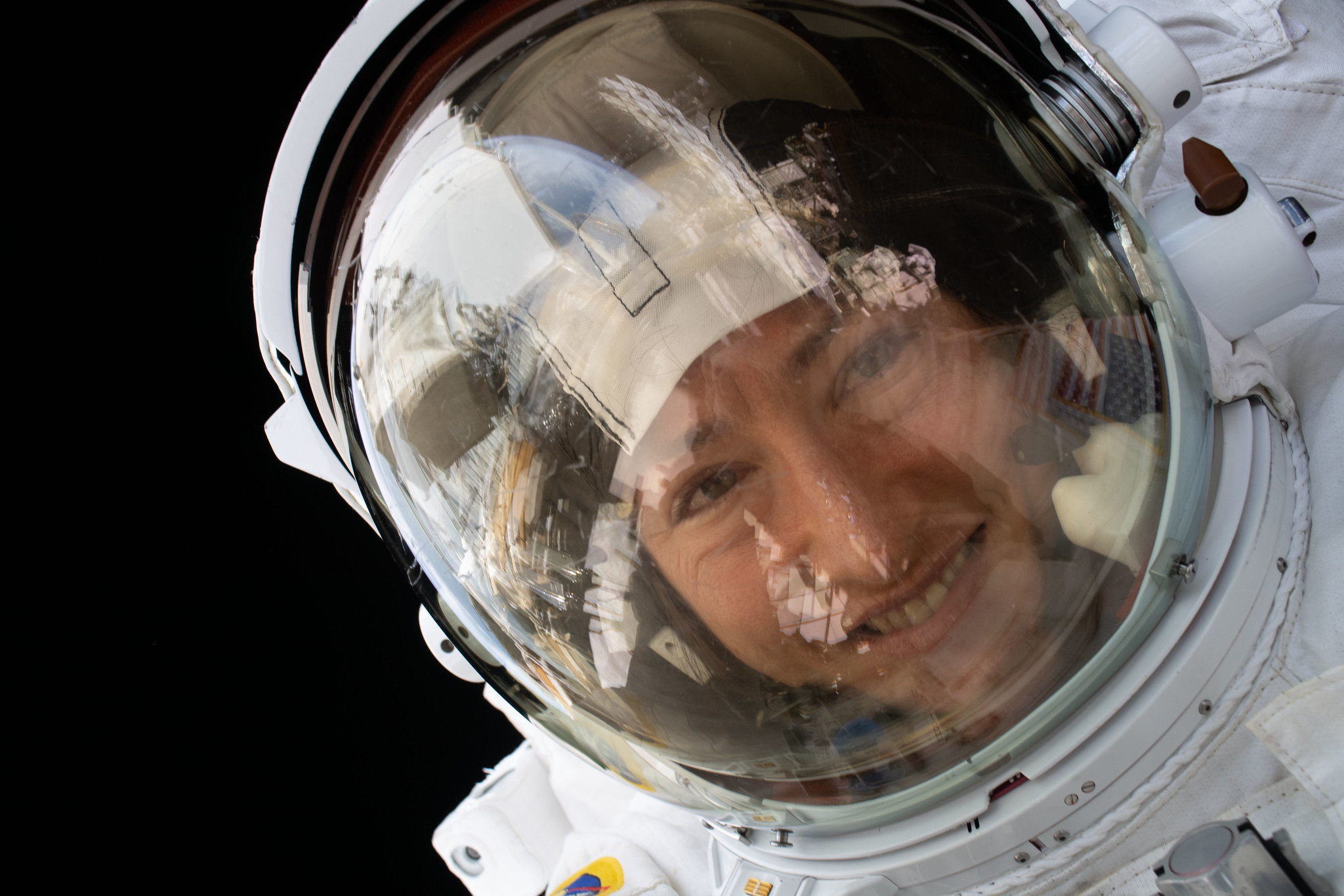 NASA Astronaut Christina Koch returns to earth after history-making stay at International Space Station