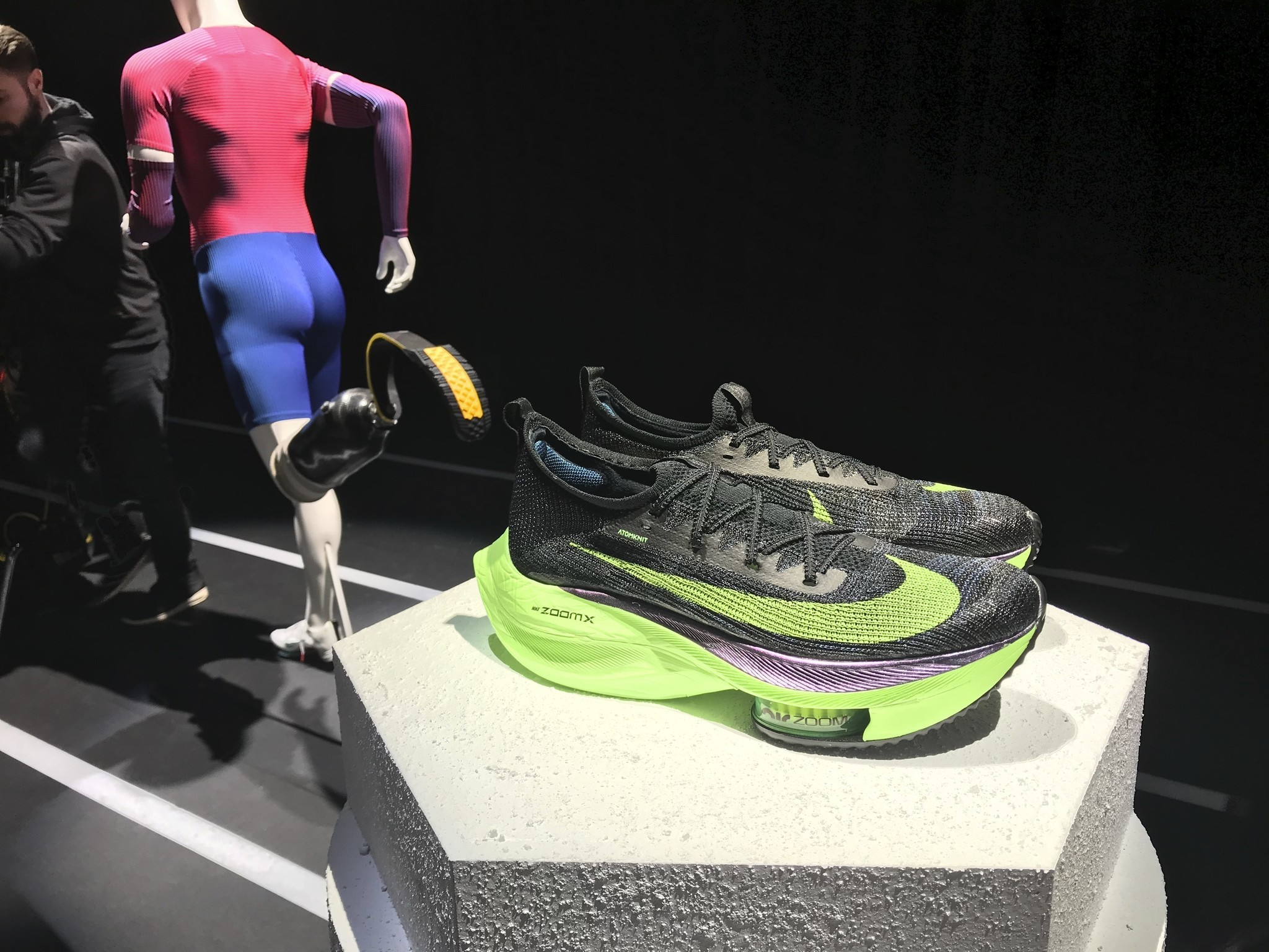 Nike will release its Alphafly shoe despite controversy