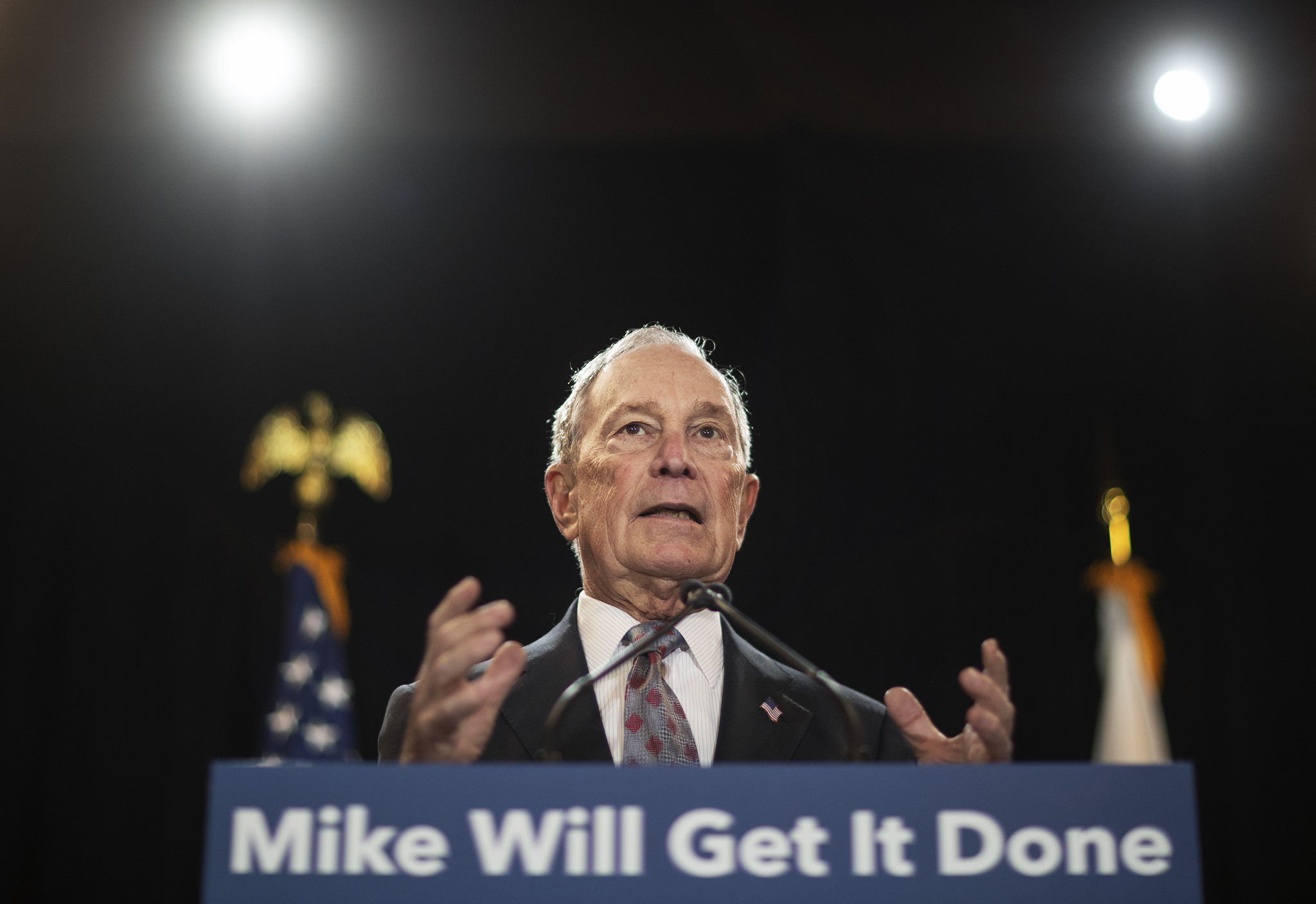 Slouching towards Bloomberg? Mike's similarities to Trump are too glaring to ignore