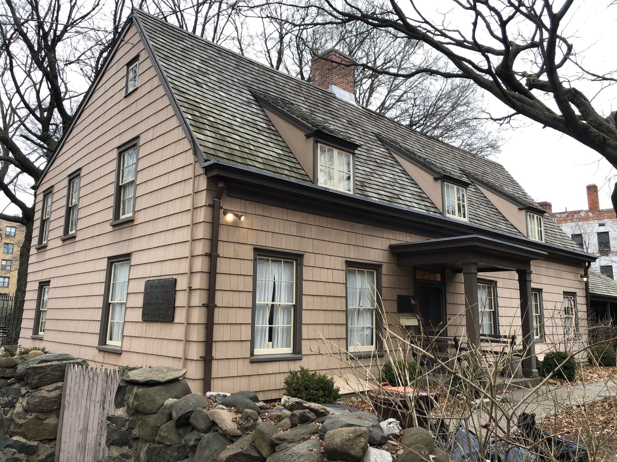 Historic Bowne House in Queens to hold tours through Black History Month on Quaker family's role in abolitionist movement