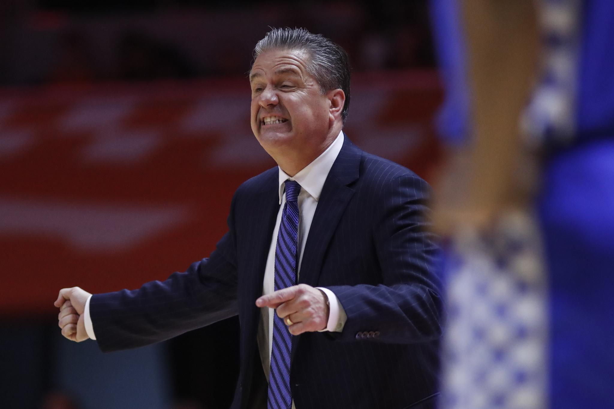 John Calipari says he won't coach Knicks; Thibodeau is better fit anyway
