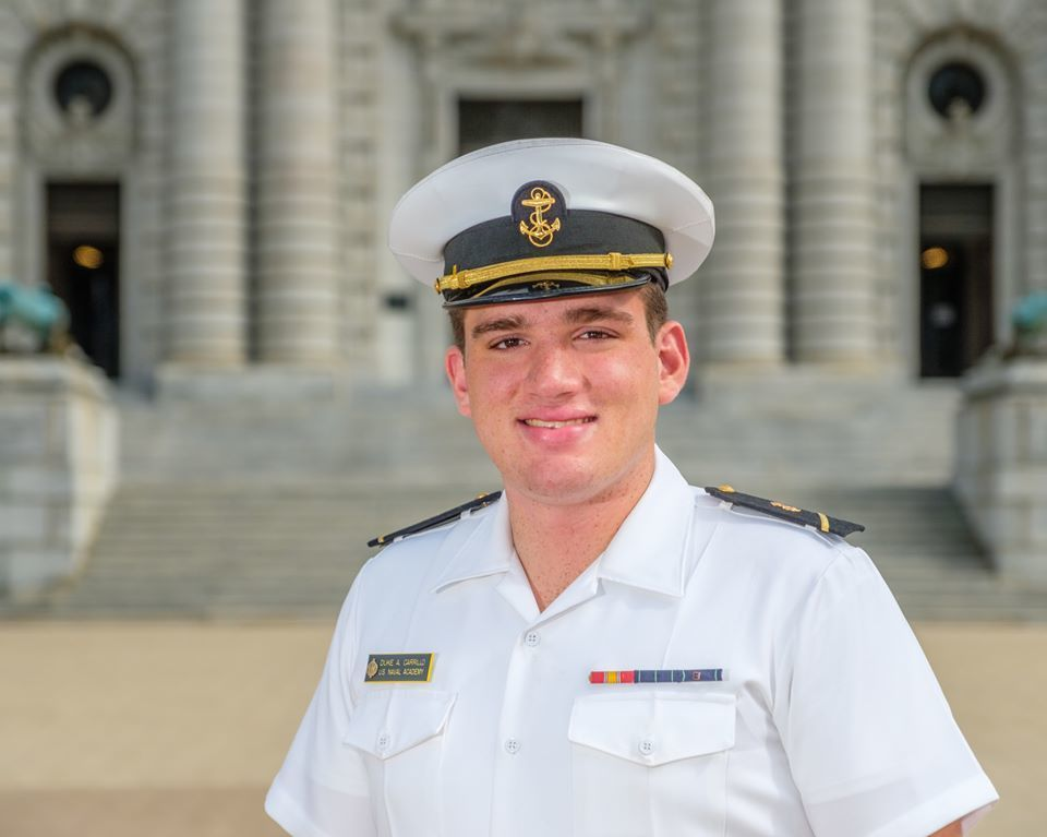 Naval Academy student dies during physical readiness test