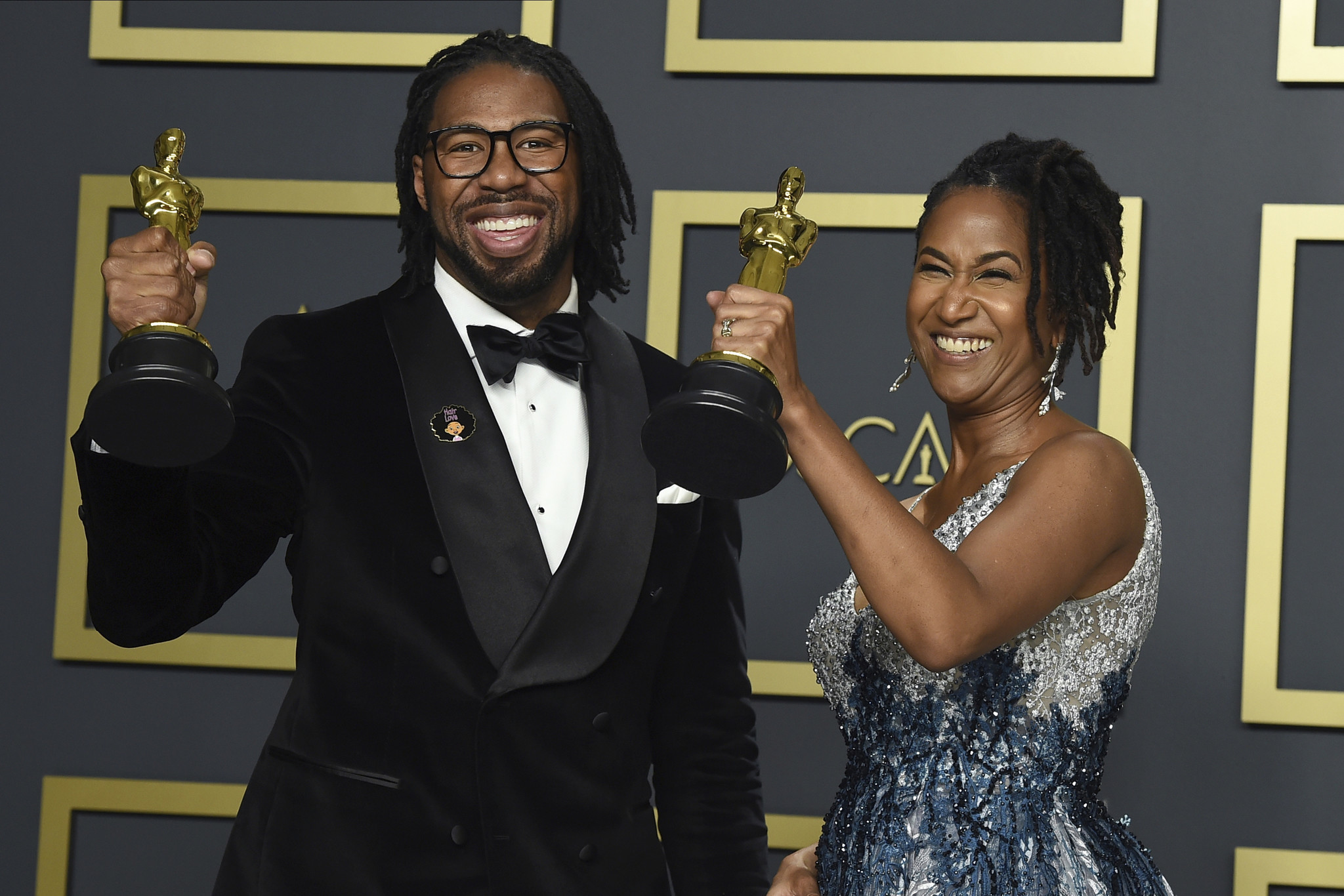 'Hair Love' made history winning Oscar for best animated short