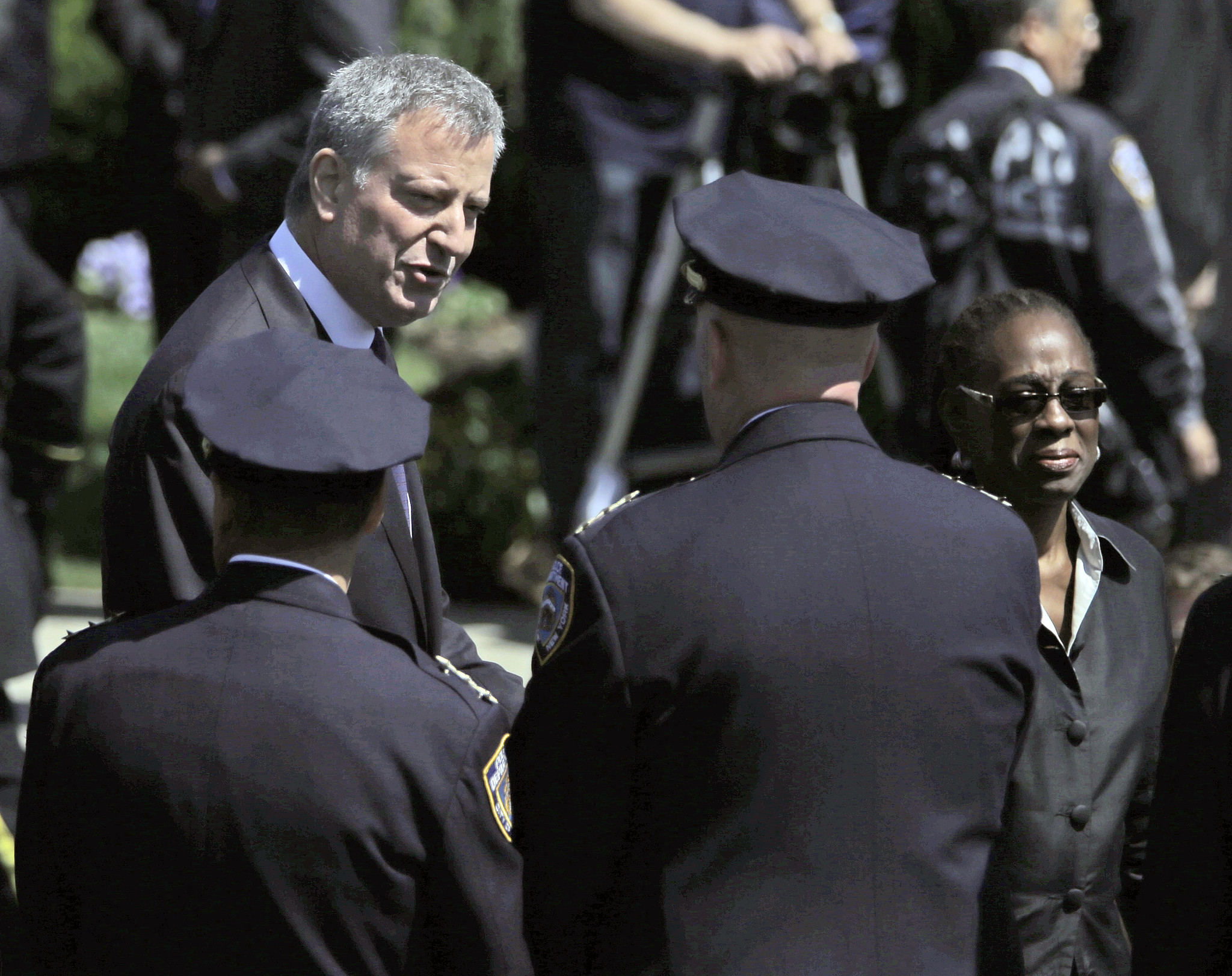 City pays $30,000 for NYPD car crash in which First Lady McCray was passenger