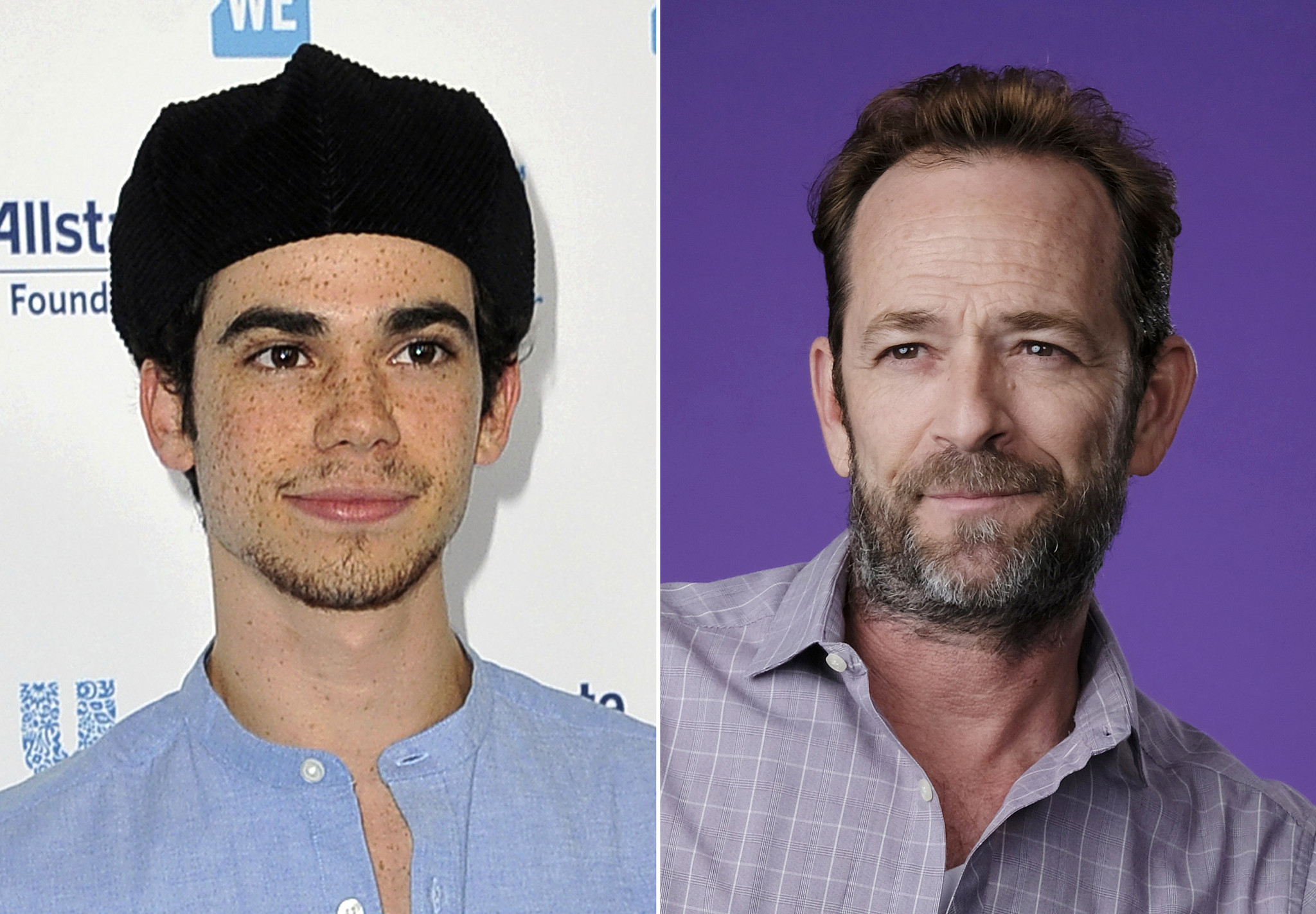 Luke Perry and Cameron Boyce absent from Oscars 'In Memoriam' for reason, officials say