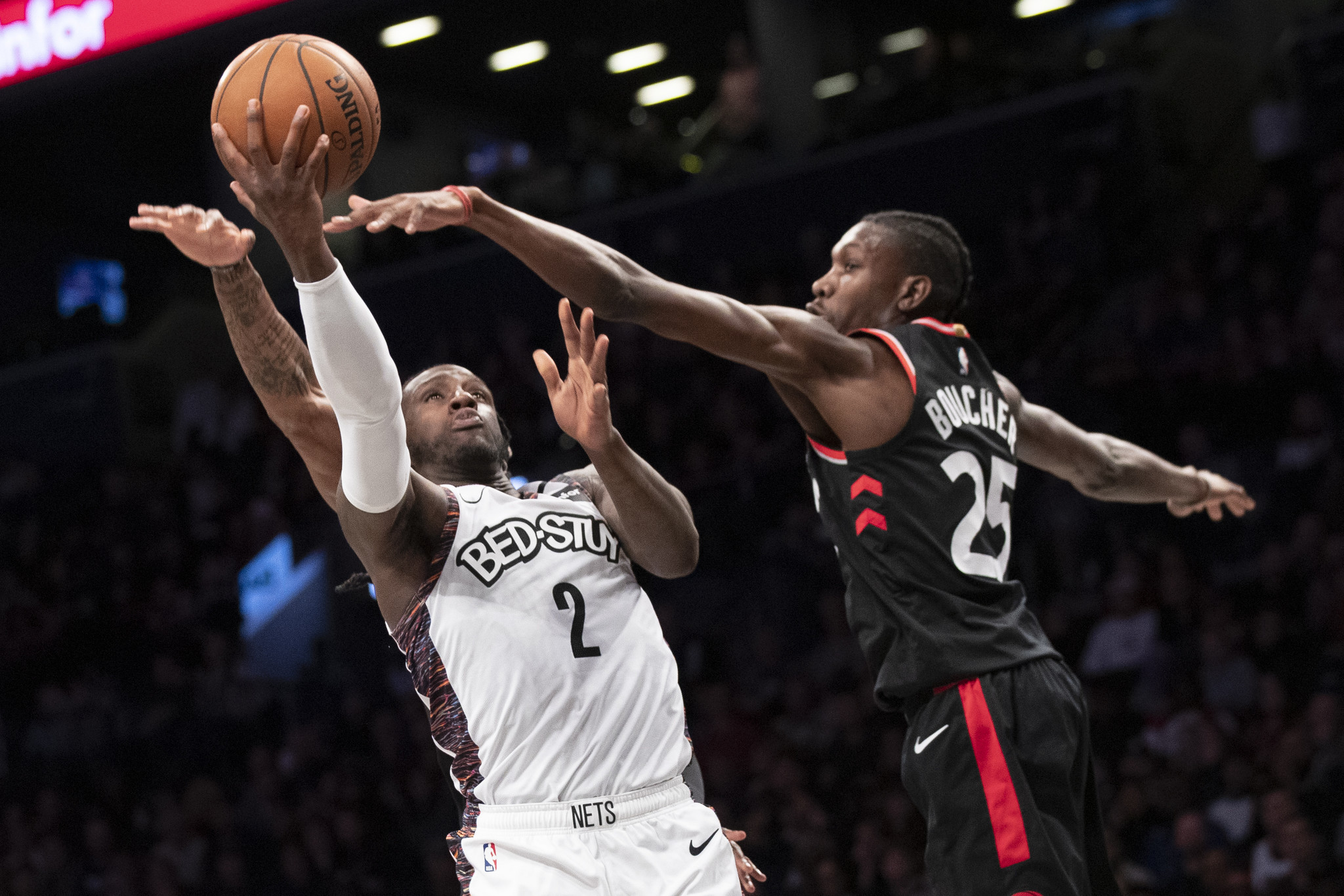 Nets' clash against Raptors will be anything but easy