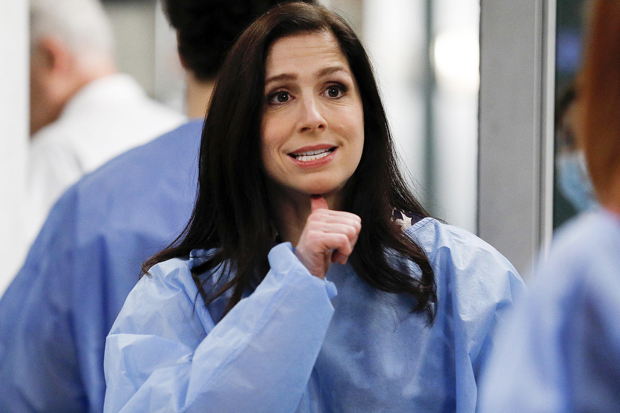 'Grey's Anatomy' breaks barriers with first deaf doctor on primetime TV