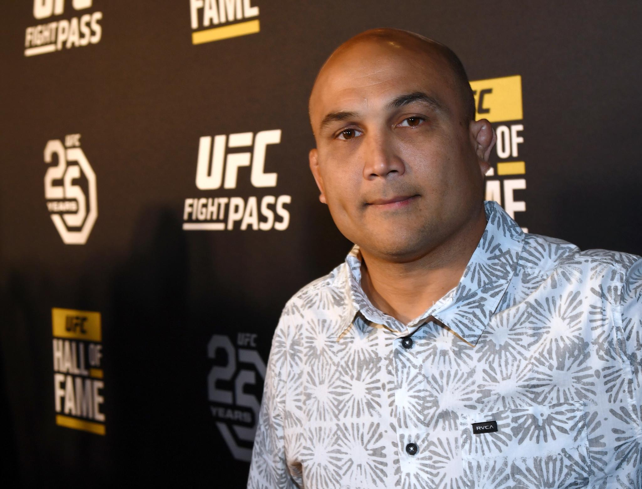 UFC star BJ Penn investigated for possible DUI after car crash