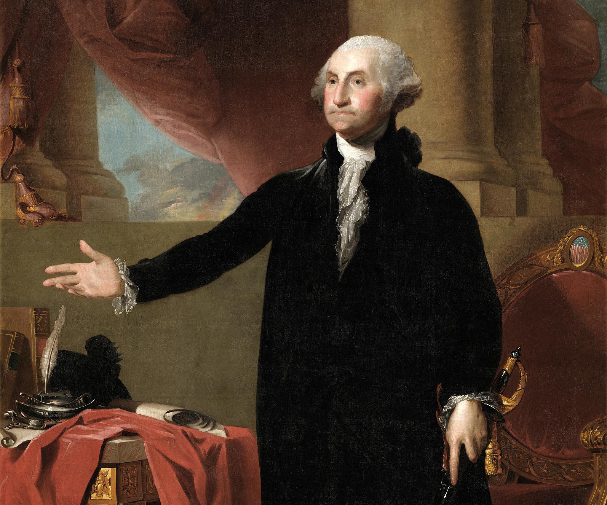 By George: Washington's wisdom resonates today
