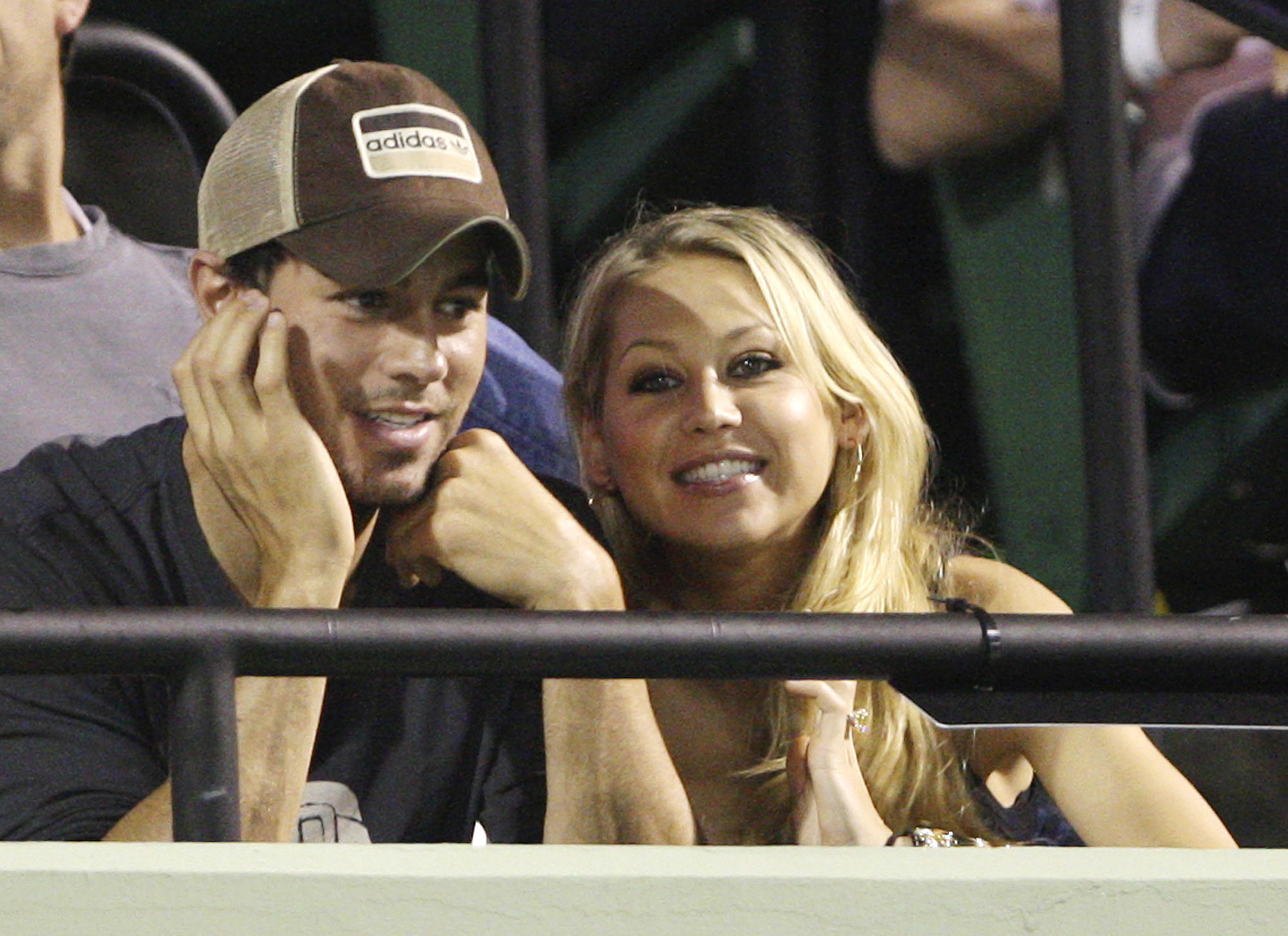 Enrique Iglesias and Anna Kournikova welcome third child together